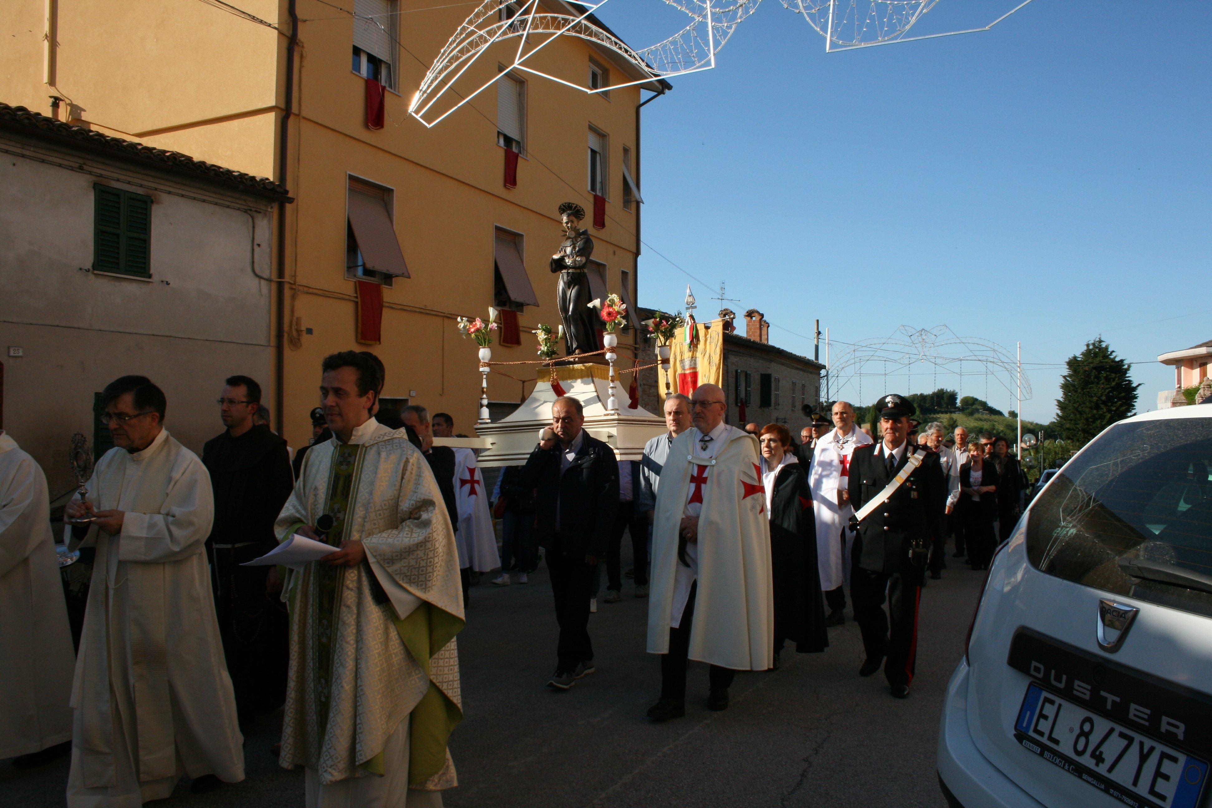 Festa di San Pasquale Baylon Patrono di Ostra Vetere, AN