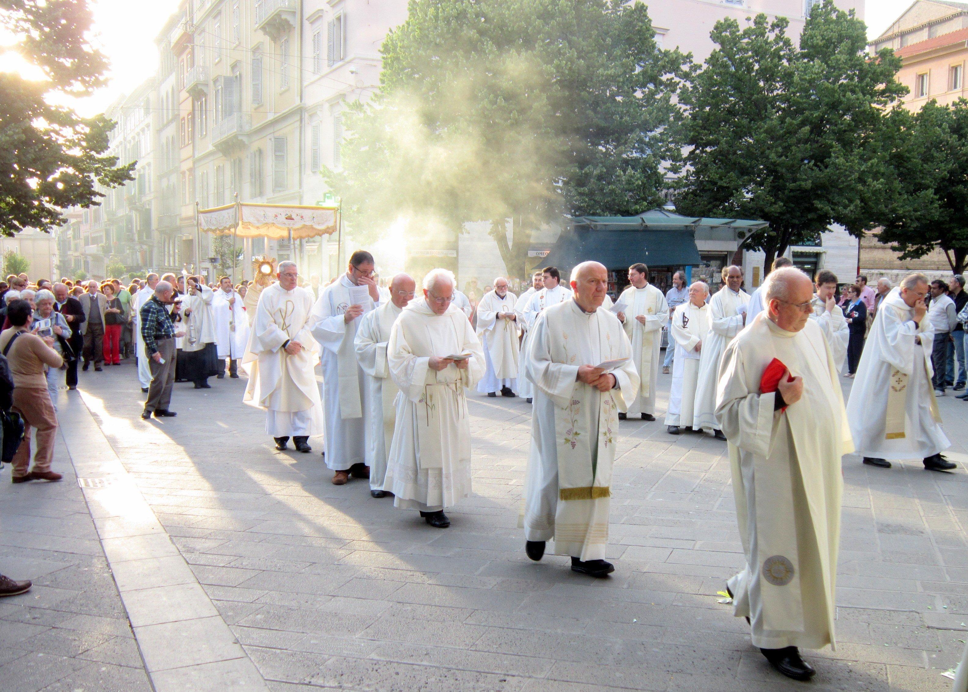 Corpus Domini ad Osimo, Ancona