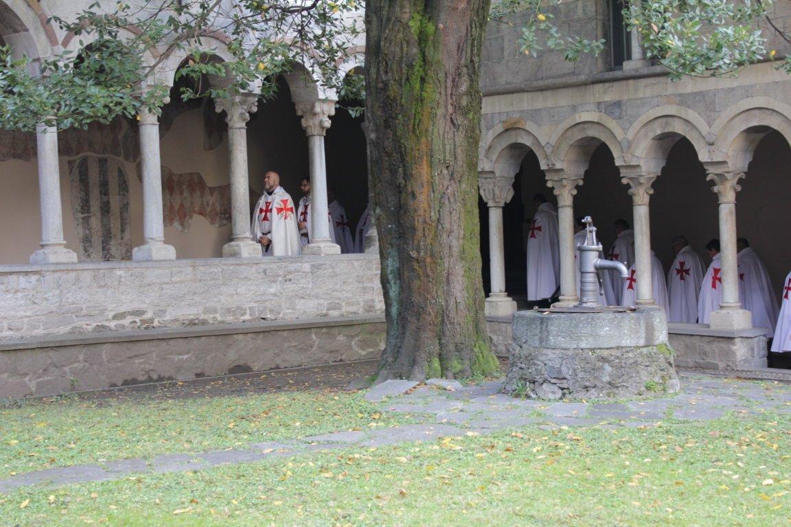 Convento del Priorato di San Michele presso l'Abbazia Cistercense di Piona (Colico, Lecco) 2017
