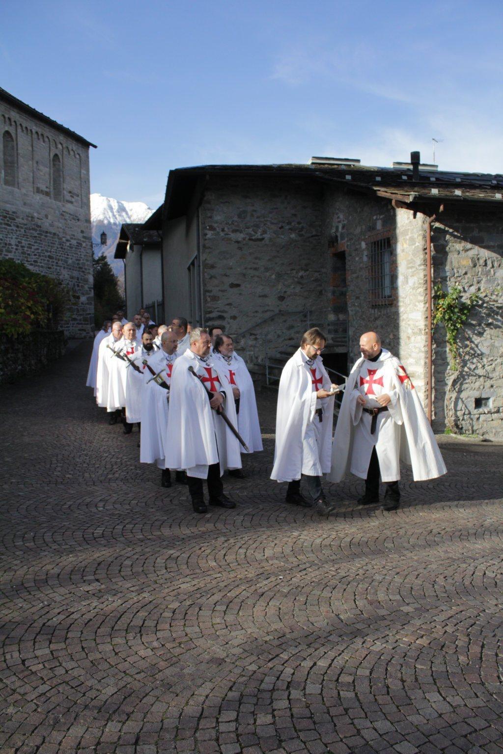 Templari Abbazia di Piona