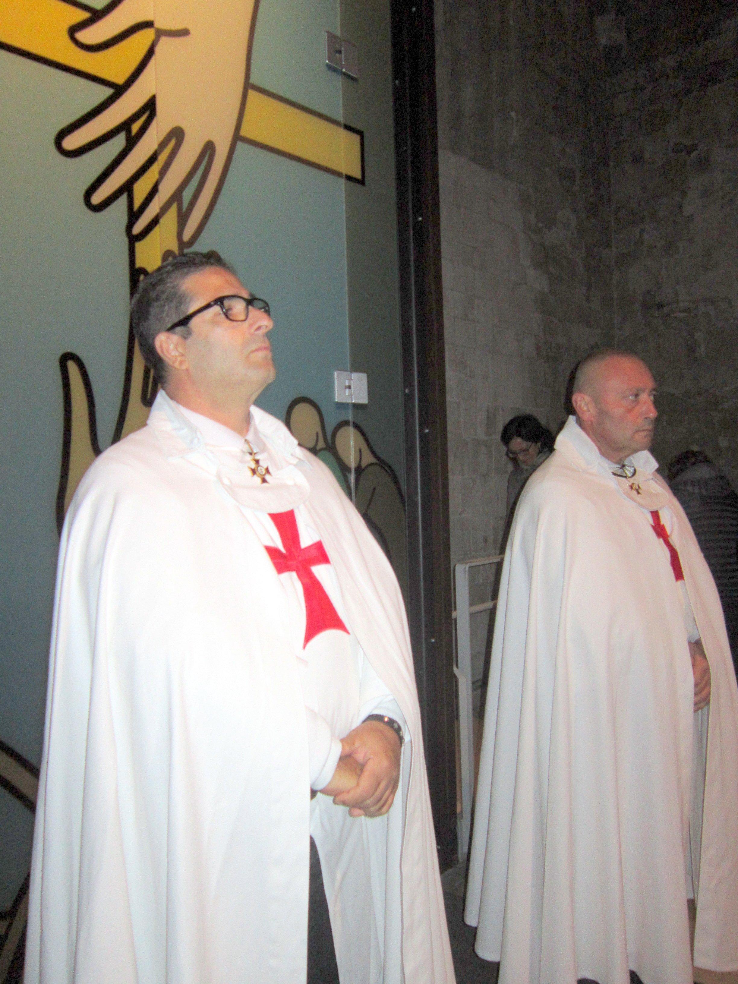 templari chiusura porta santa ancona