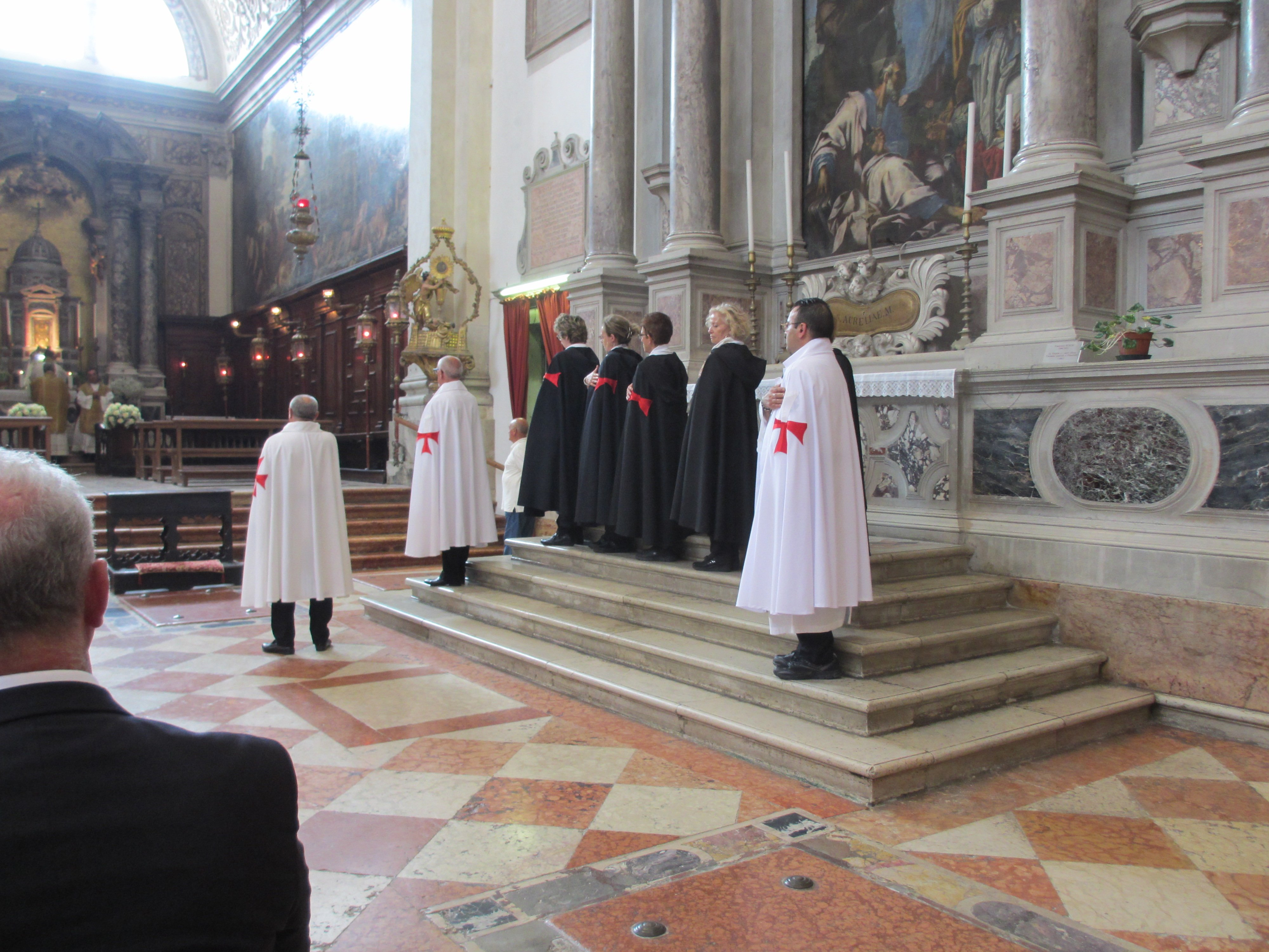 Santa Messa con Patriarca a Venezia