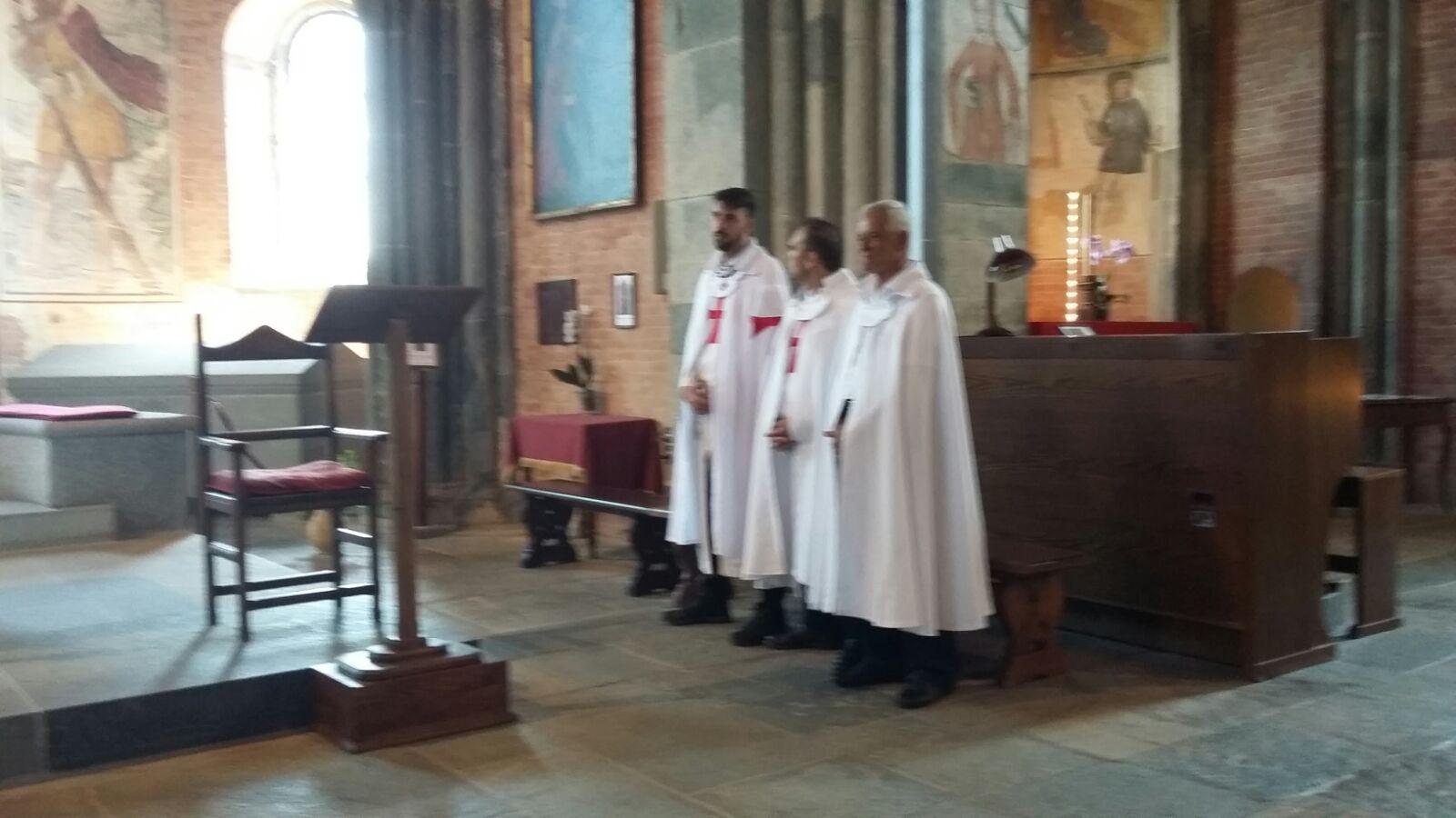 Templari Sacra San Michele