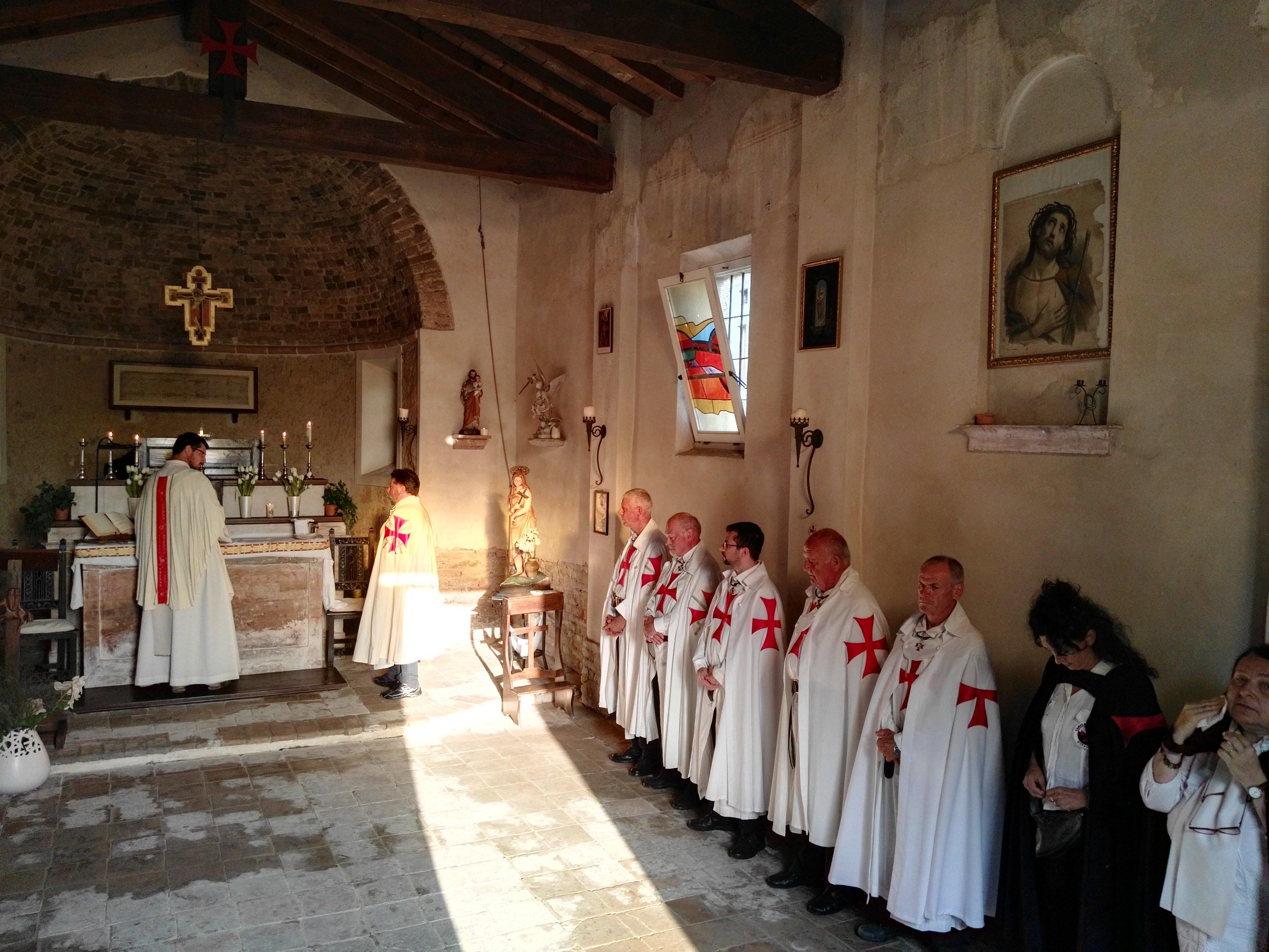 templari santa maria maddalena fontanellato