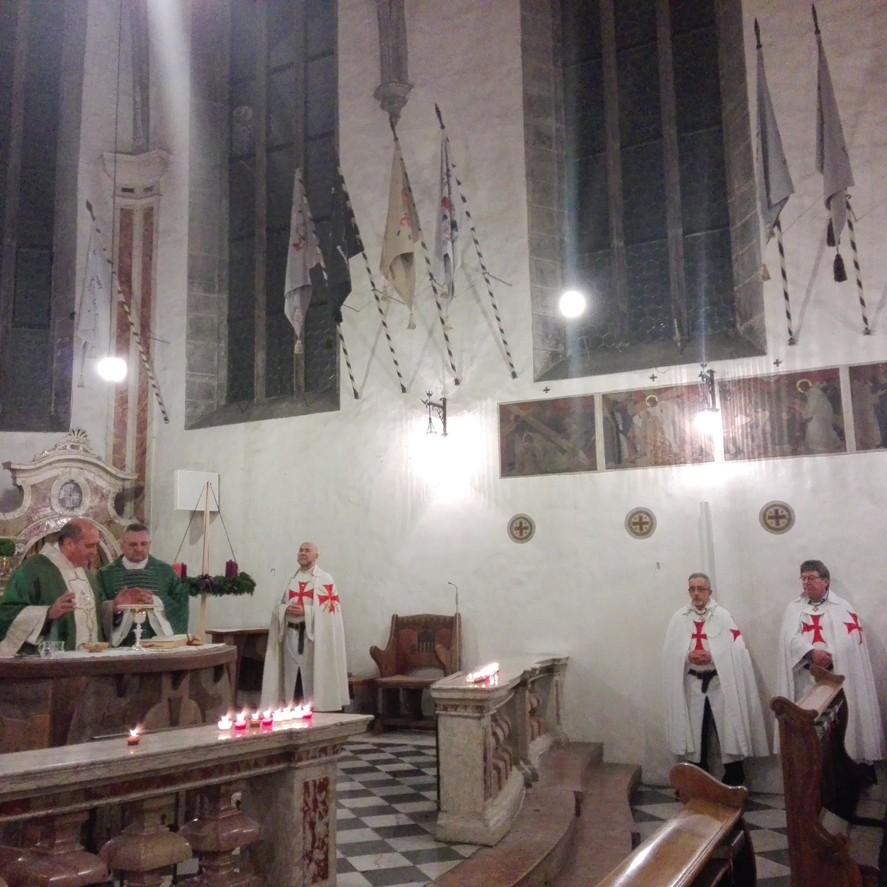 Templari Cattolici d'Italia dall'Ordine Teutonico a Bolzano