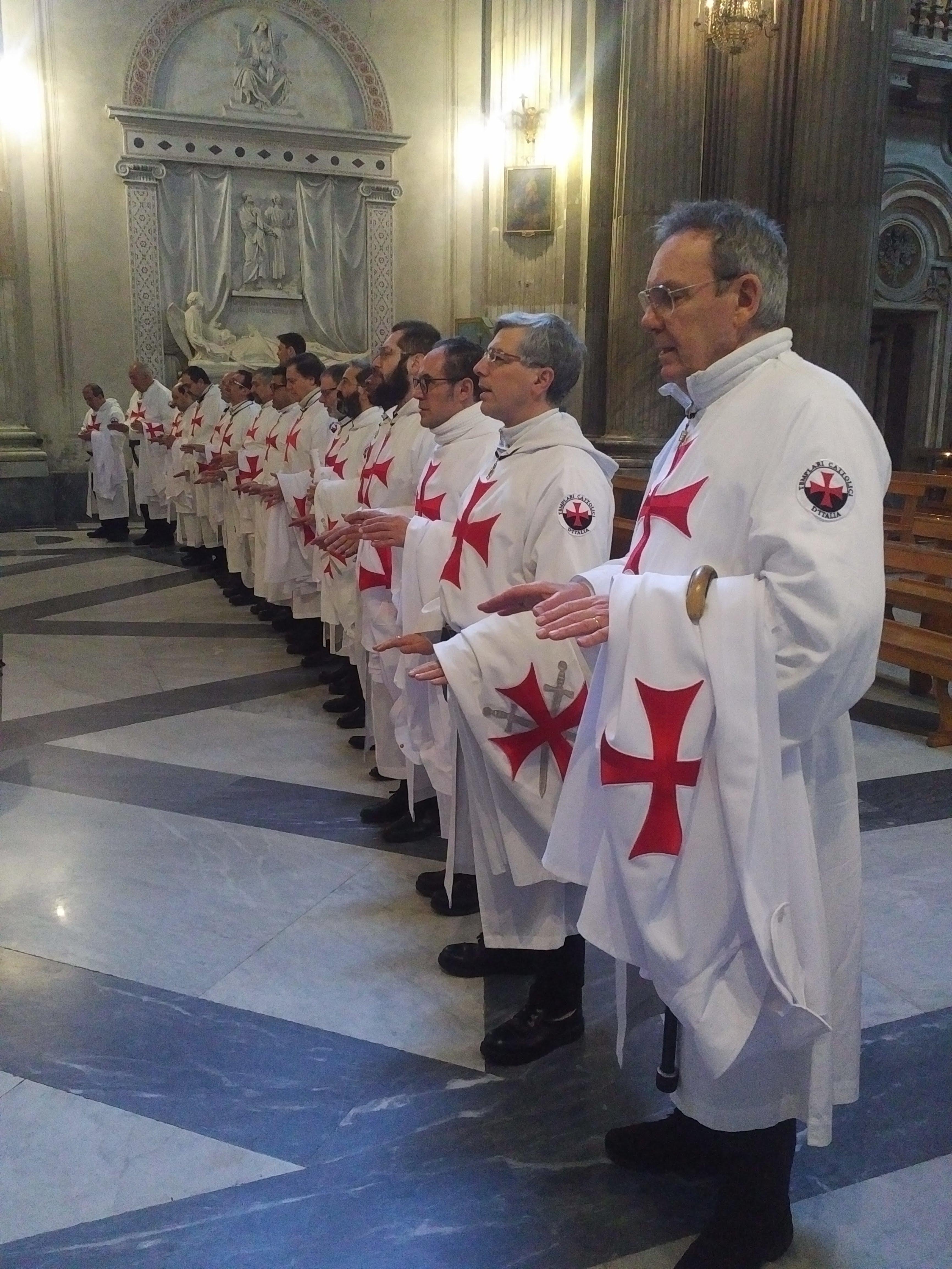 Roma 20-21 Gennaio 2018 - Templari Cattolici d'Italia foto3