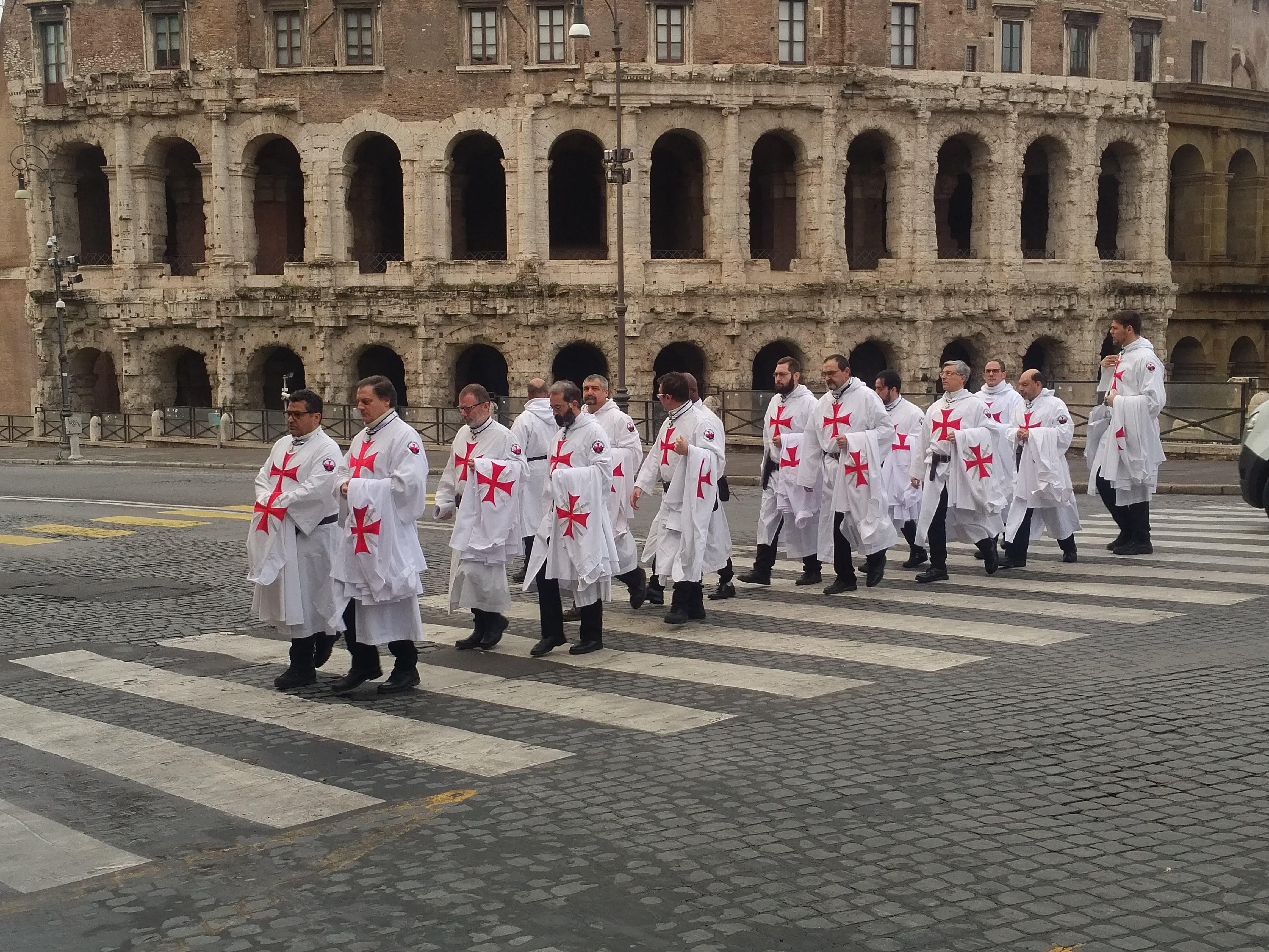 Roma 20-21 Gennaio 2018 - Templari Cattolici d'Italia foto5