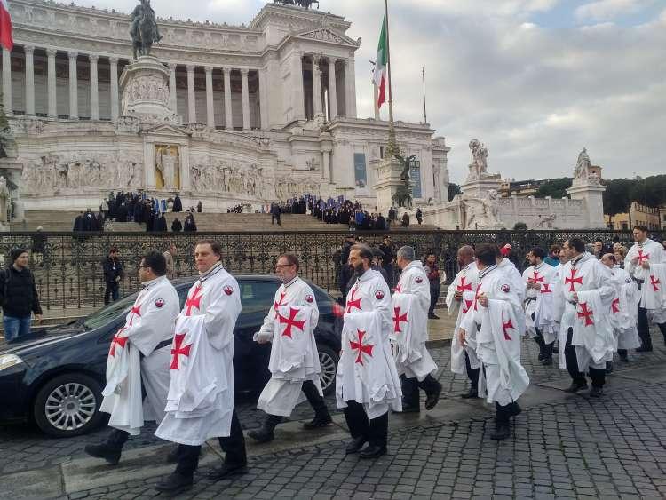 Roma 20-21 Gennaio 2018 – Templari Cattolici d'Italia foto1