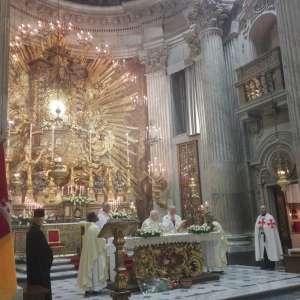 Festa della Presentazione Del Signore al Tempio