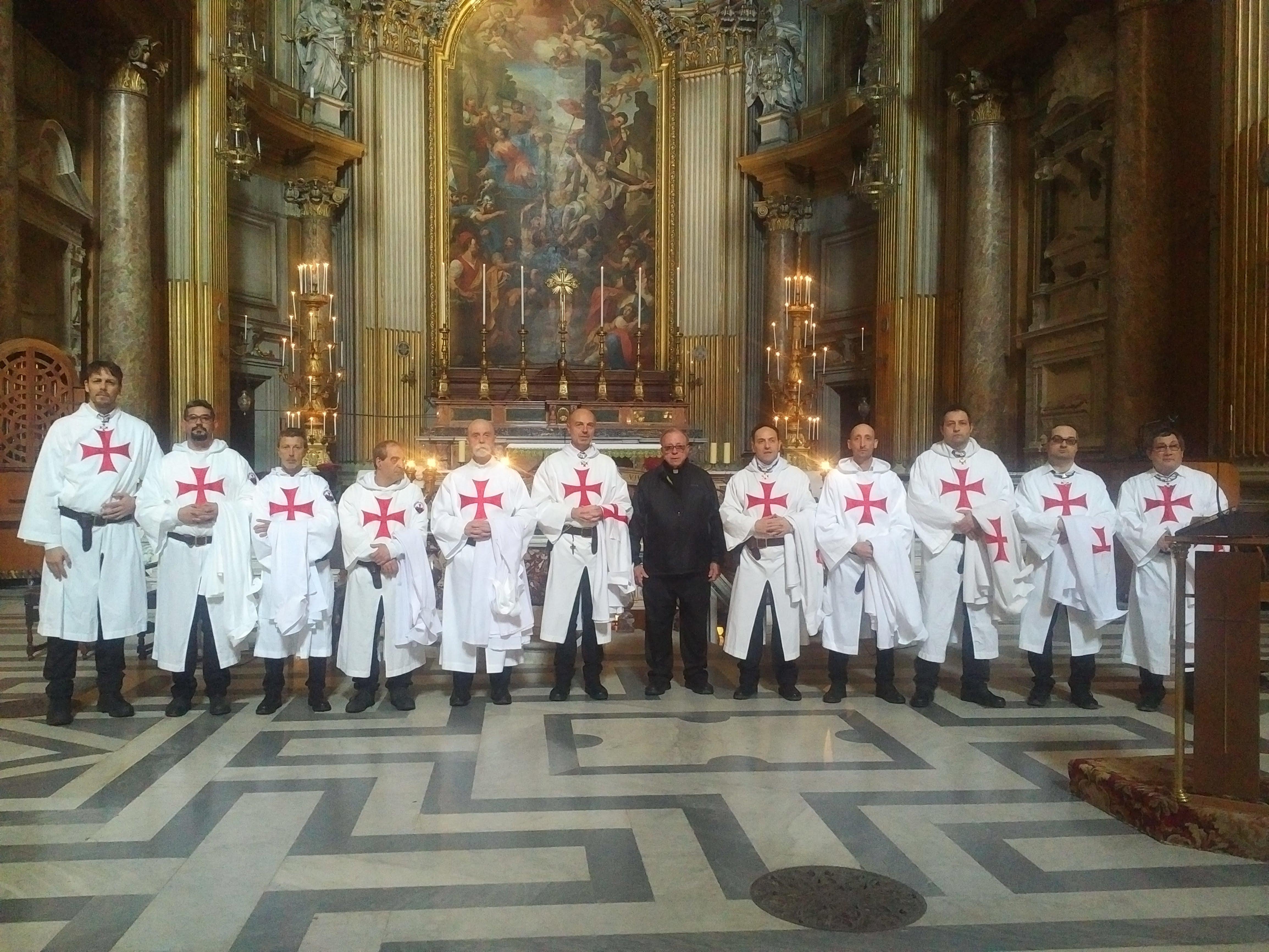 10-11 Feb 2018 – Servizio presso 4 Basiliche a Roma