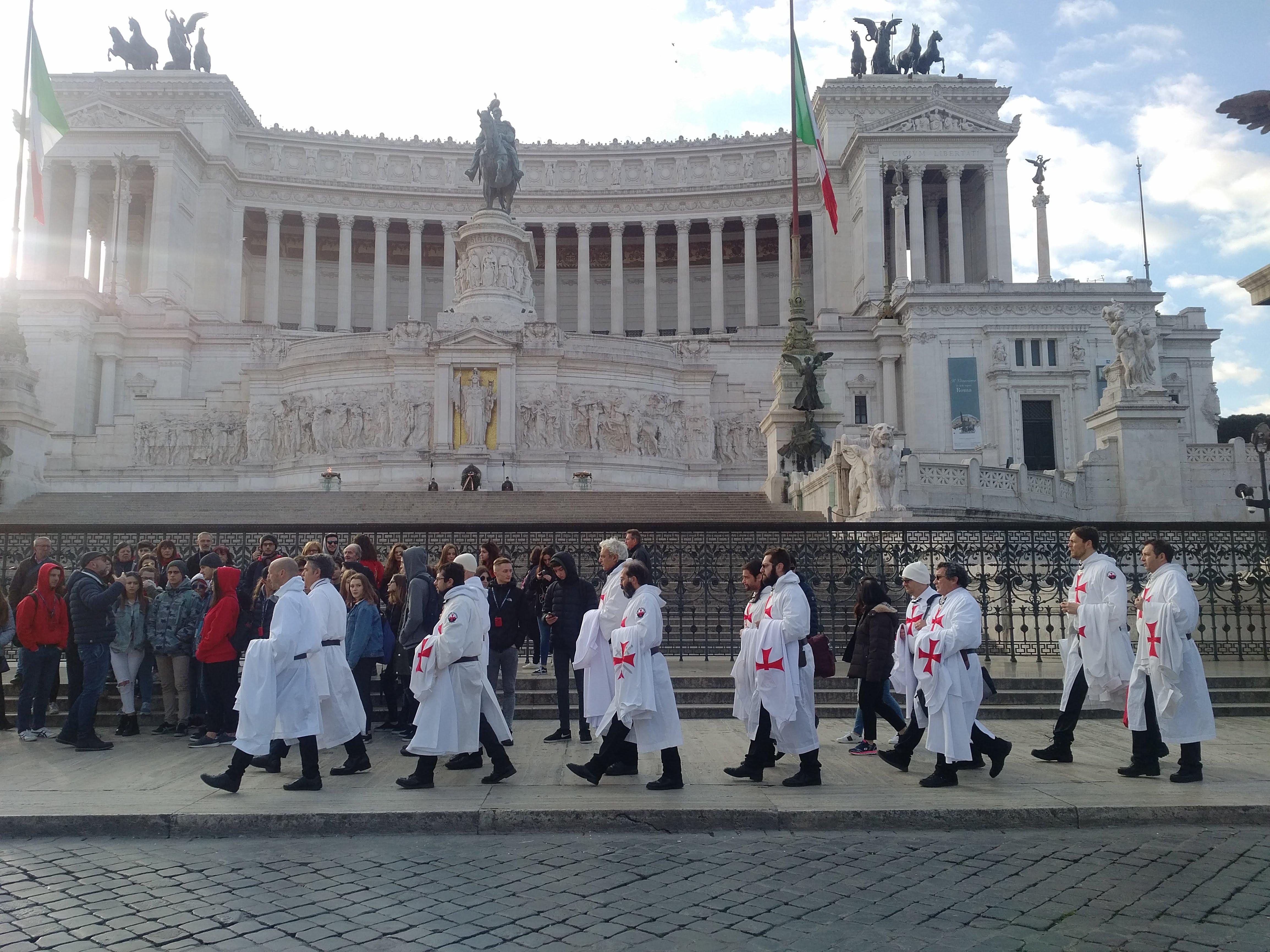 Basiliche di Roma 10-11 Feb 2018 - www.templarioggi.it foto05