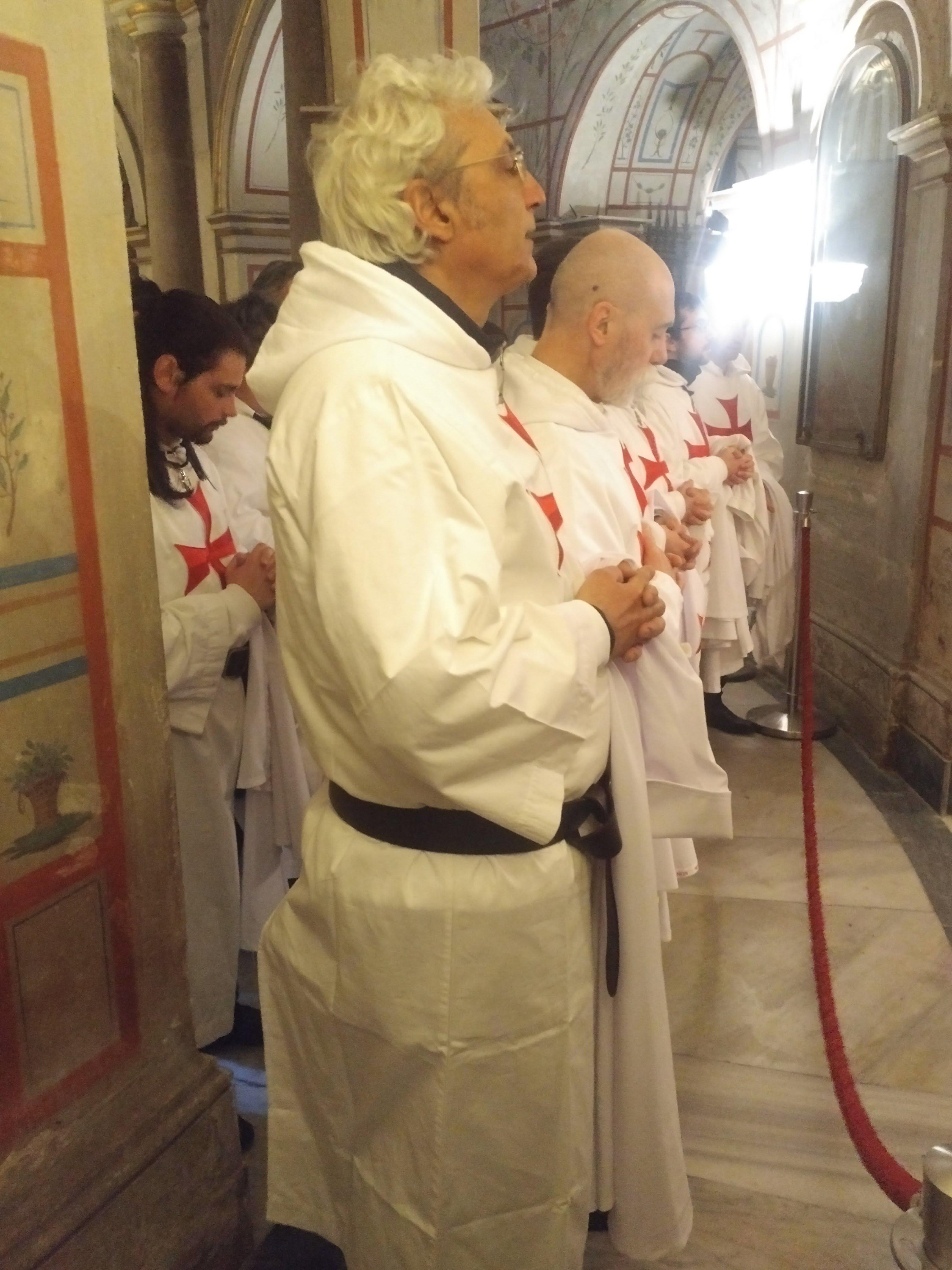 Basiliche di Roma 10-11 Feb 2018 - www.templarioggi.it foto07