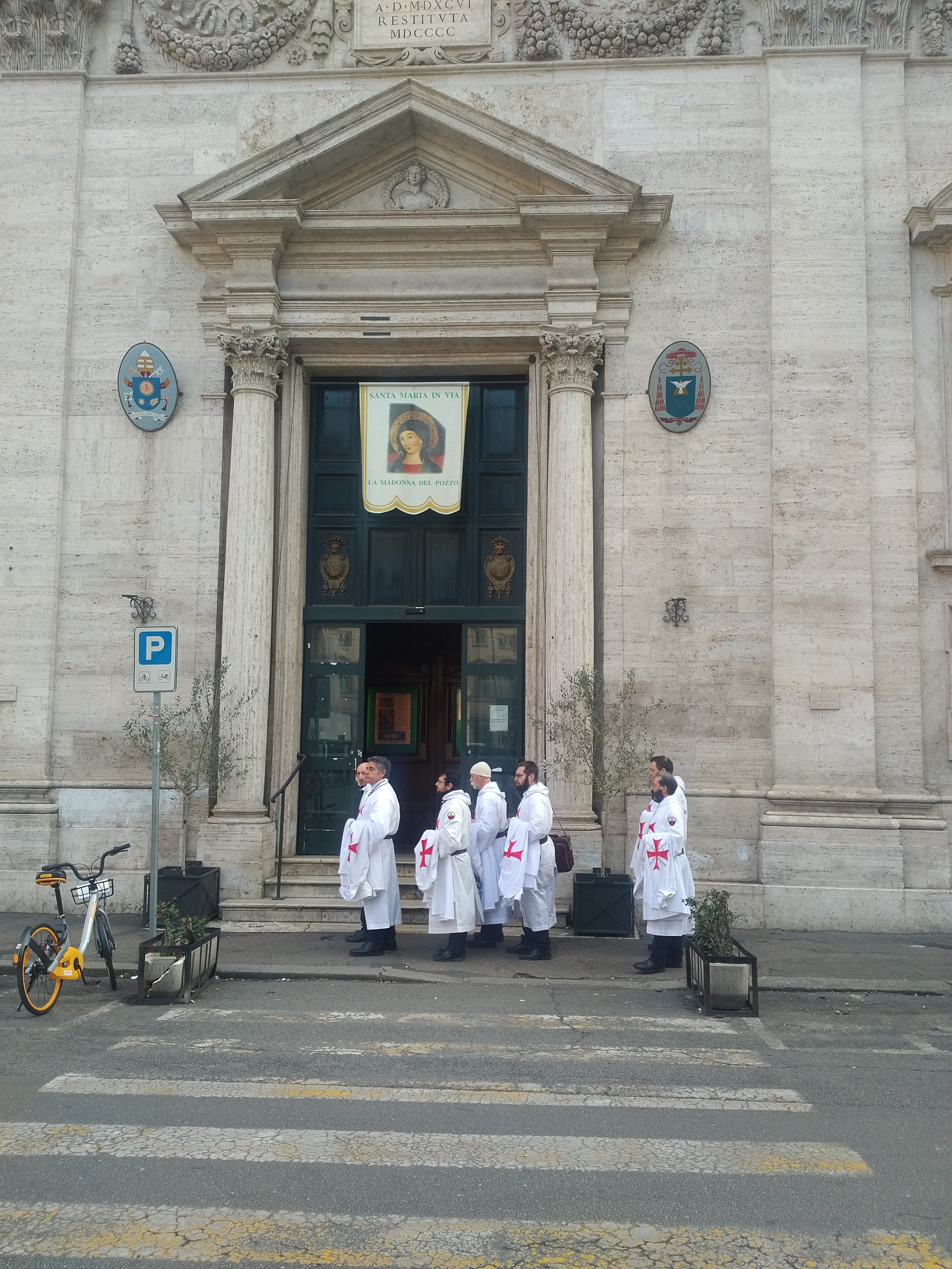 Basiliche di Roma 10-11 Feb 2018 - www.templarioggi.it foto09