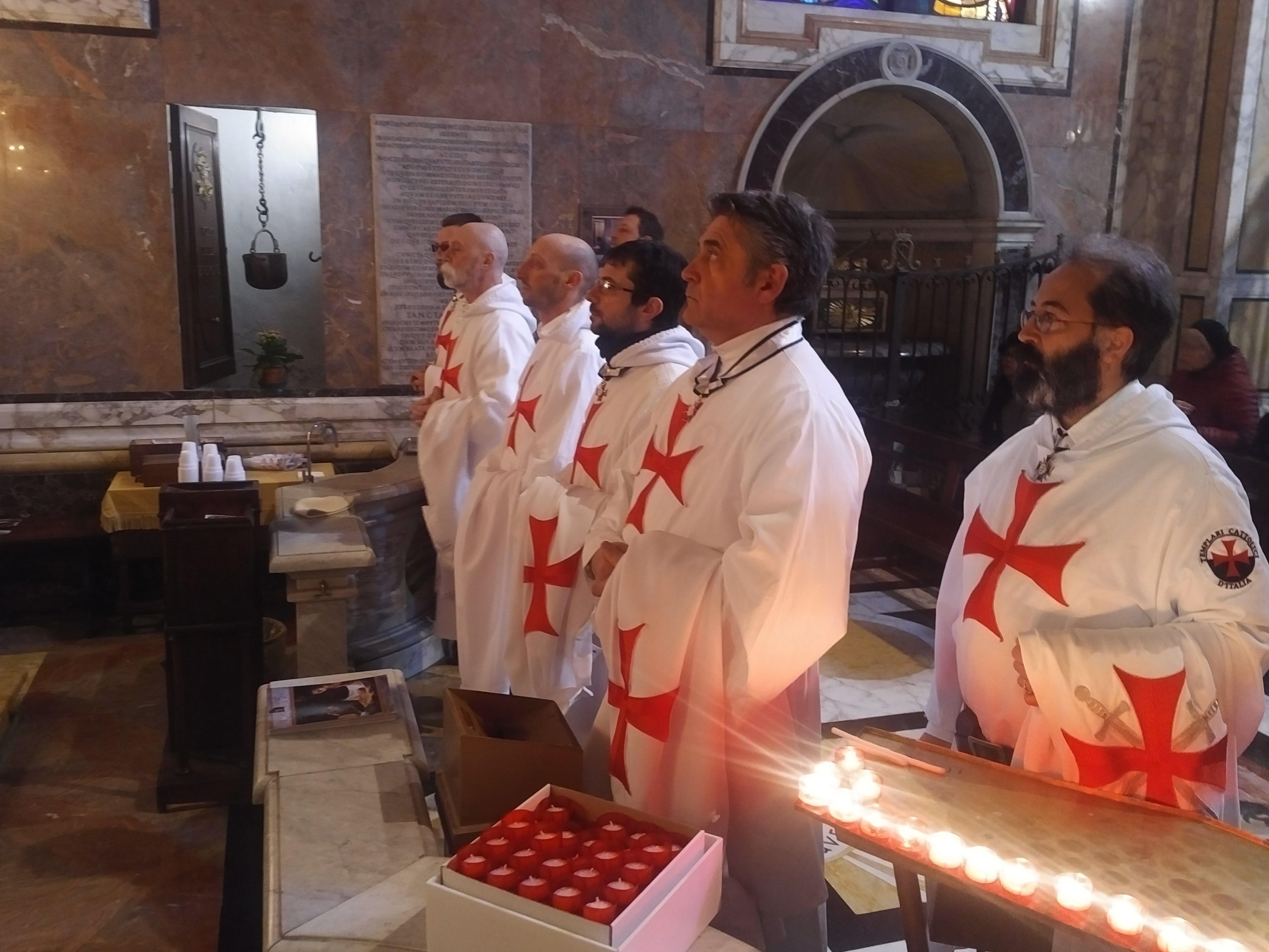 Basiliche di Roma 10-11 Feb 2018 - www.templarioggi.it foto10