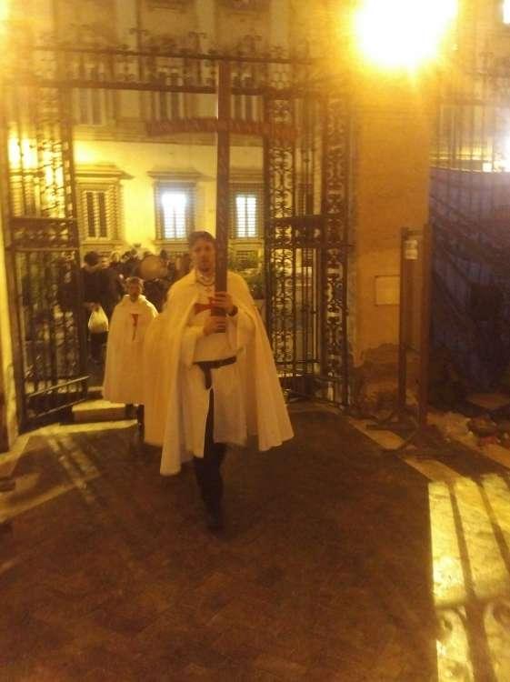 Roma Basilica dei Santi XII Apostoli – Templari foto1