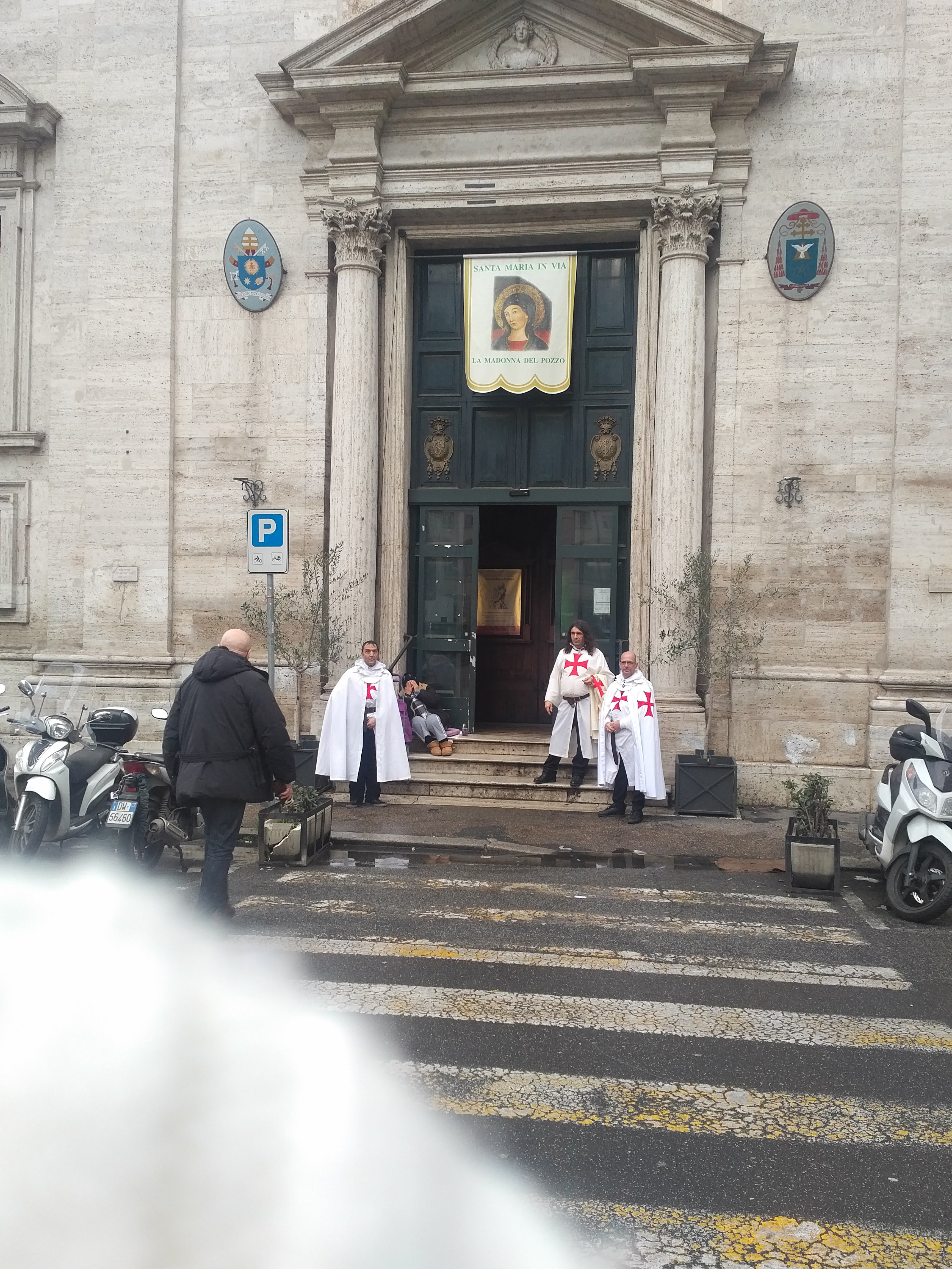 Roma 3-4 mar 2018 - Templari Cattolici foto05
