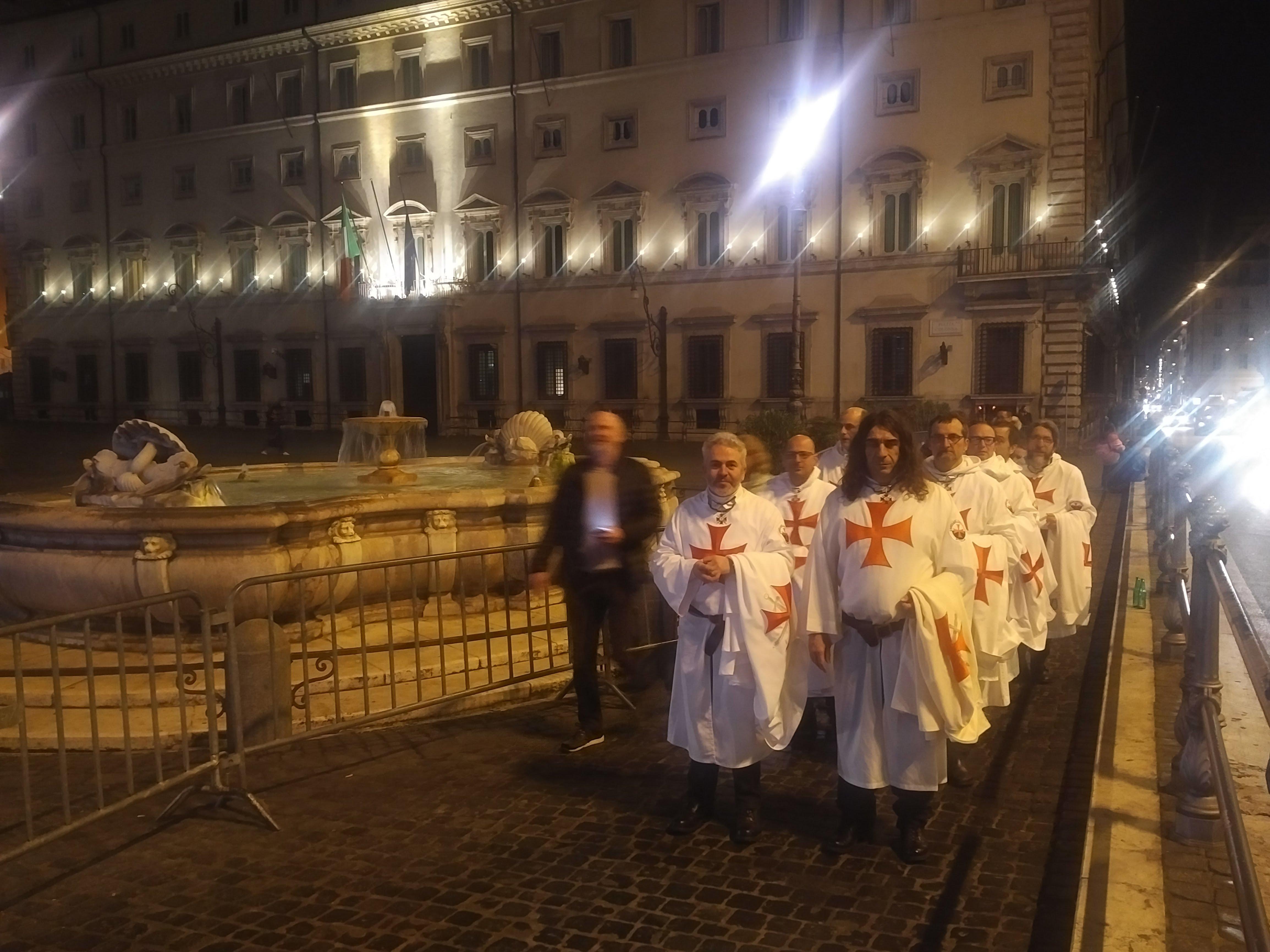 Roma 3-4 mar 2018 - Templari Cattolici foto07