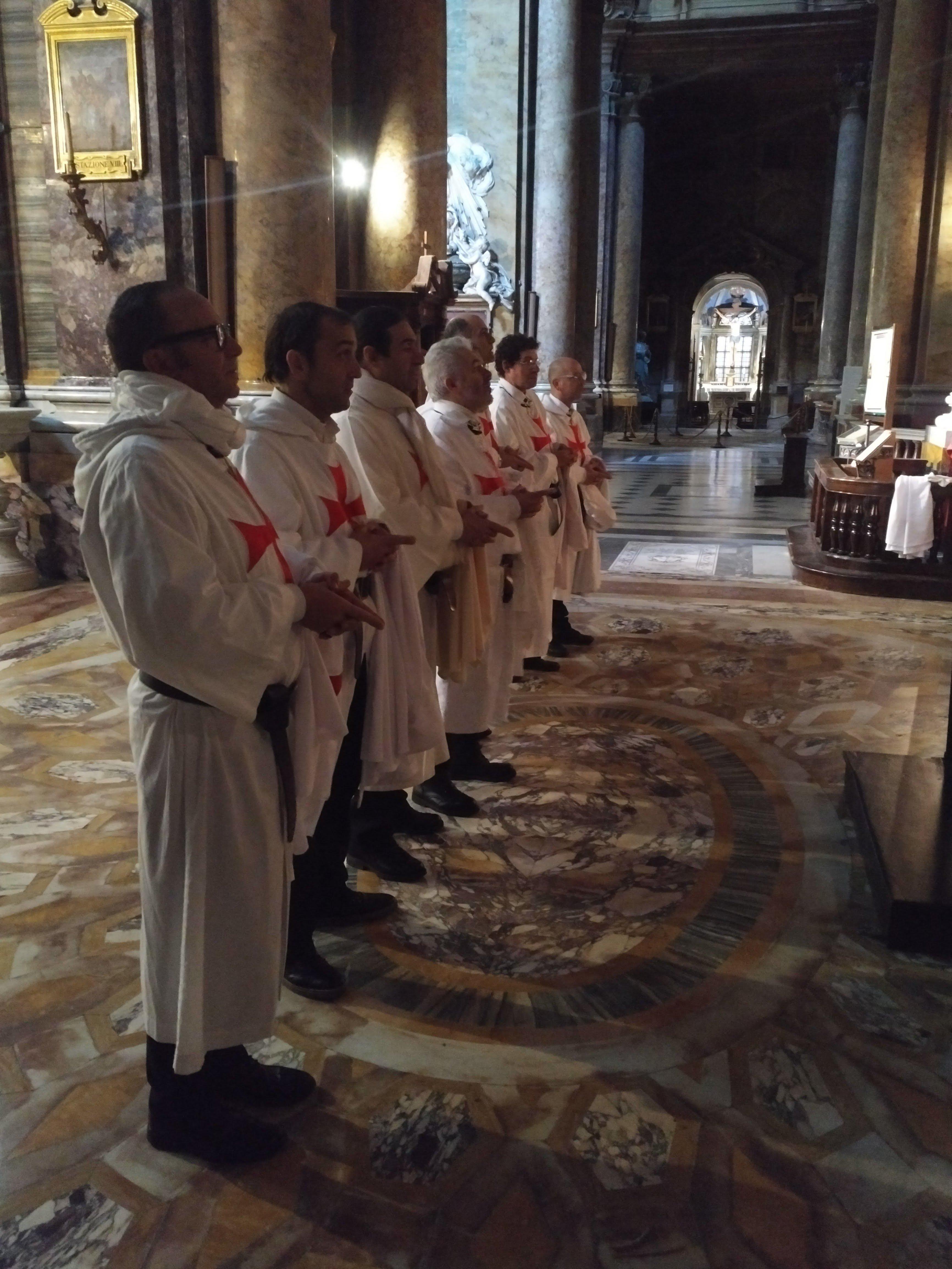 Roma 3-4 mar 2018 - Templari Cattolici foto08