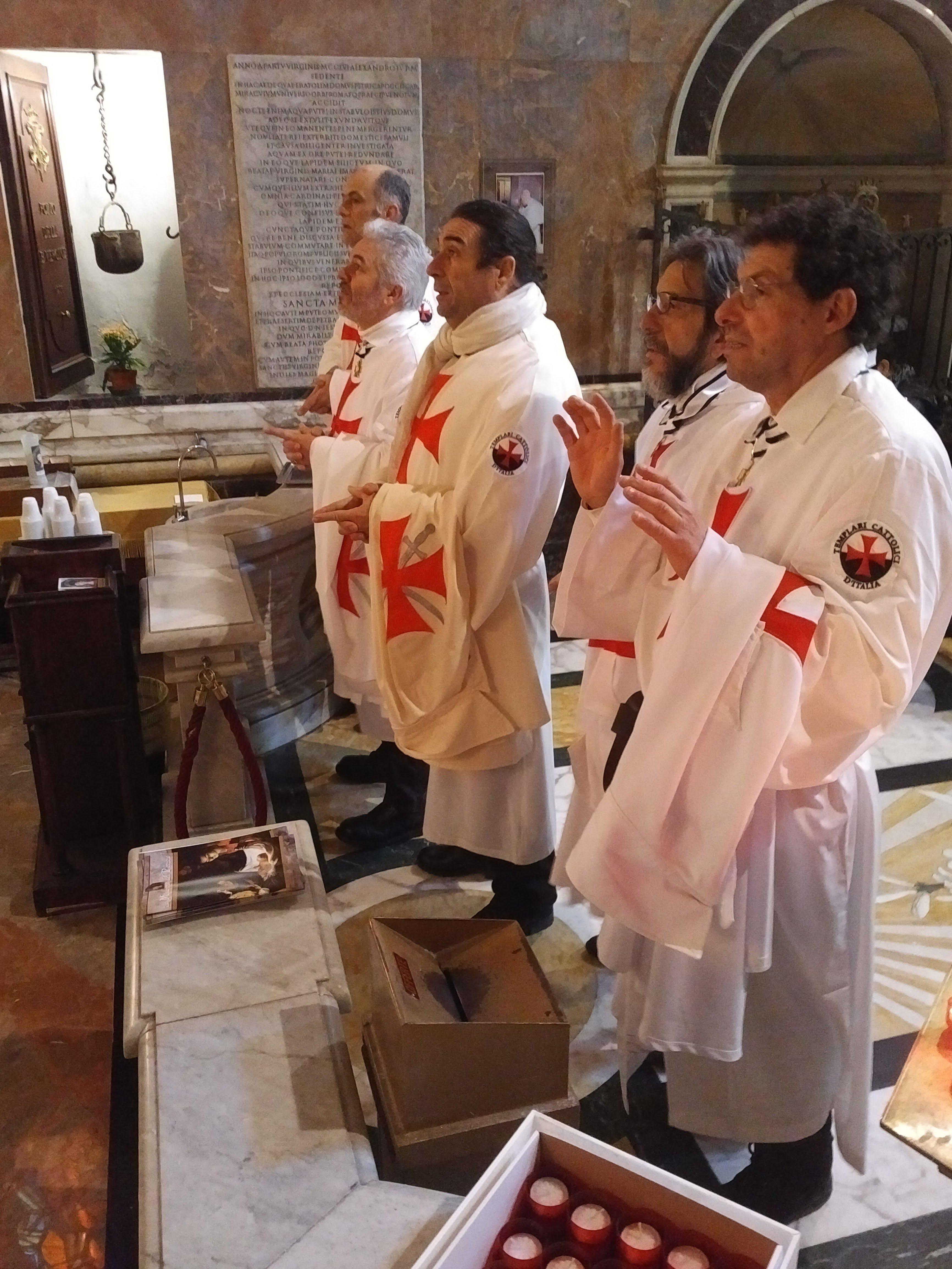 Roma 3-4 mar 2018 - Templari Cattolici foto09