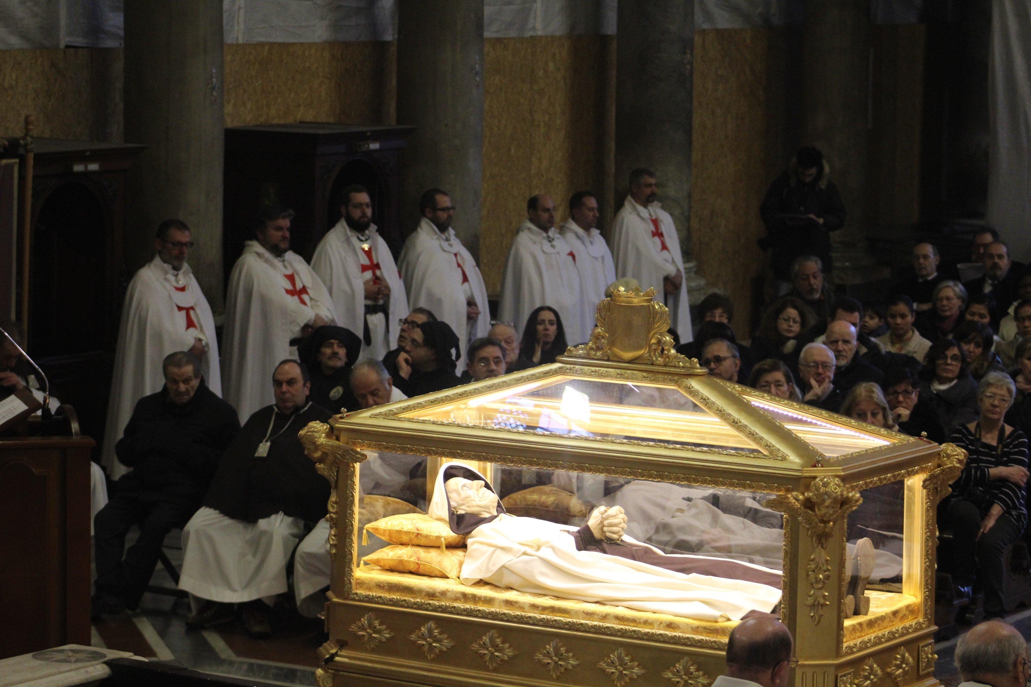Basilica dei SS. Silvestro e Martino ai Monti - Roma - Templari foto04