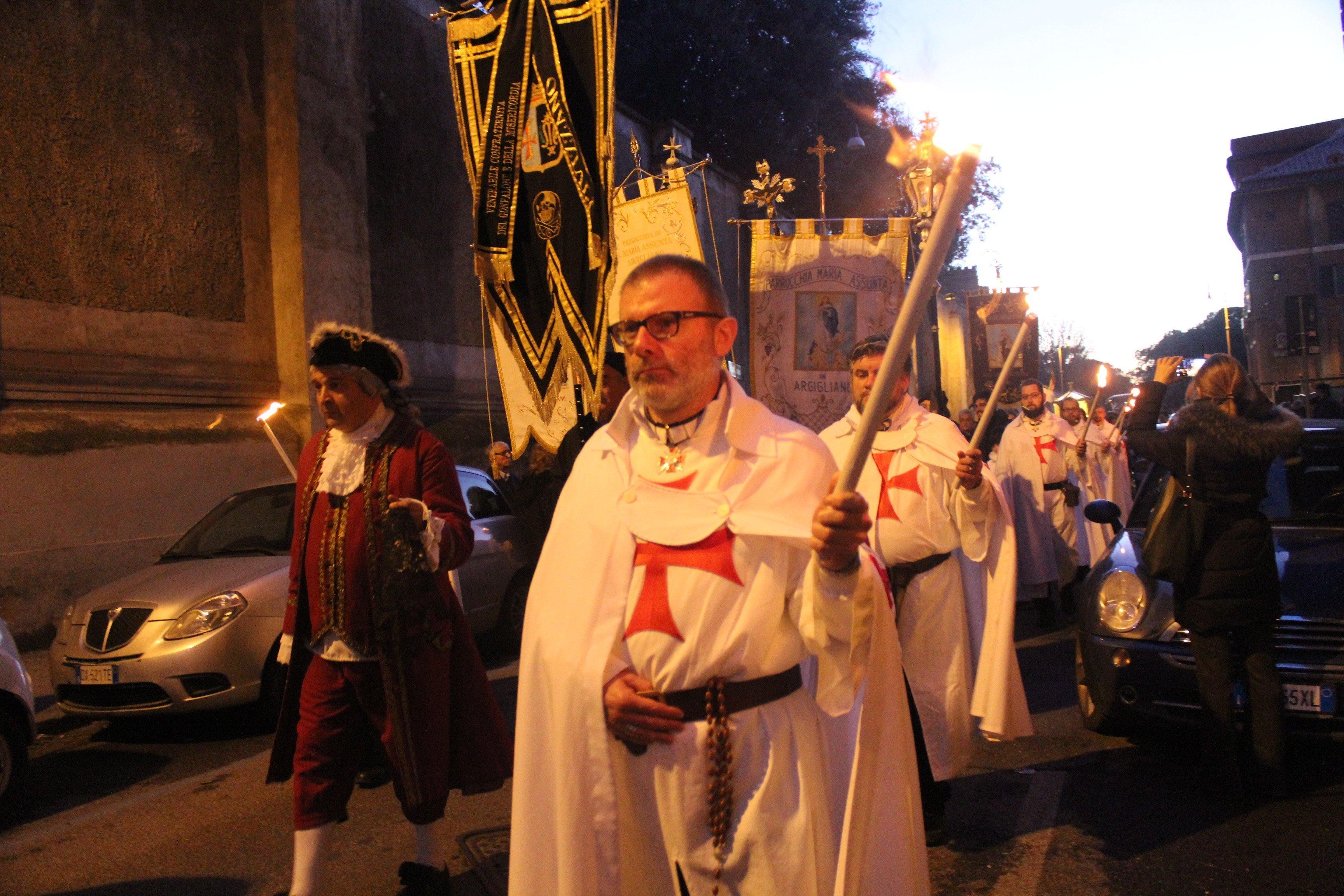 Basilica dei SS. Silvestro e Martino ai Monti - Roma - Templari foto09