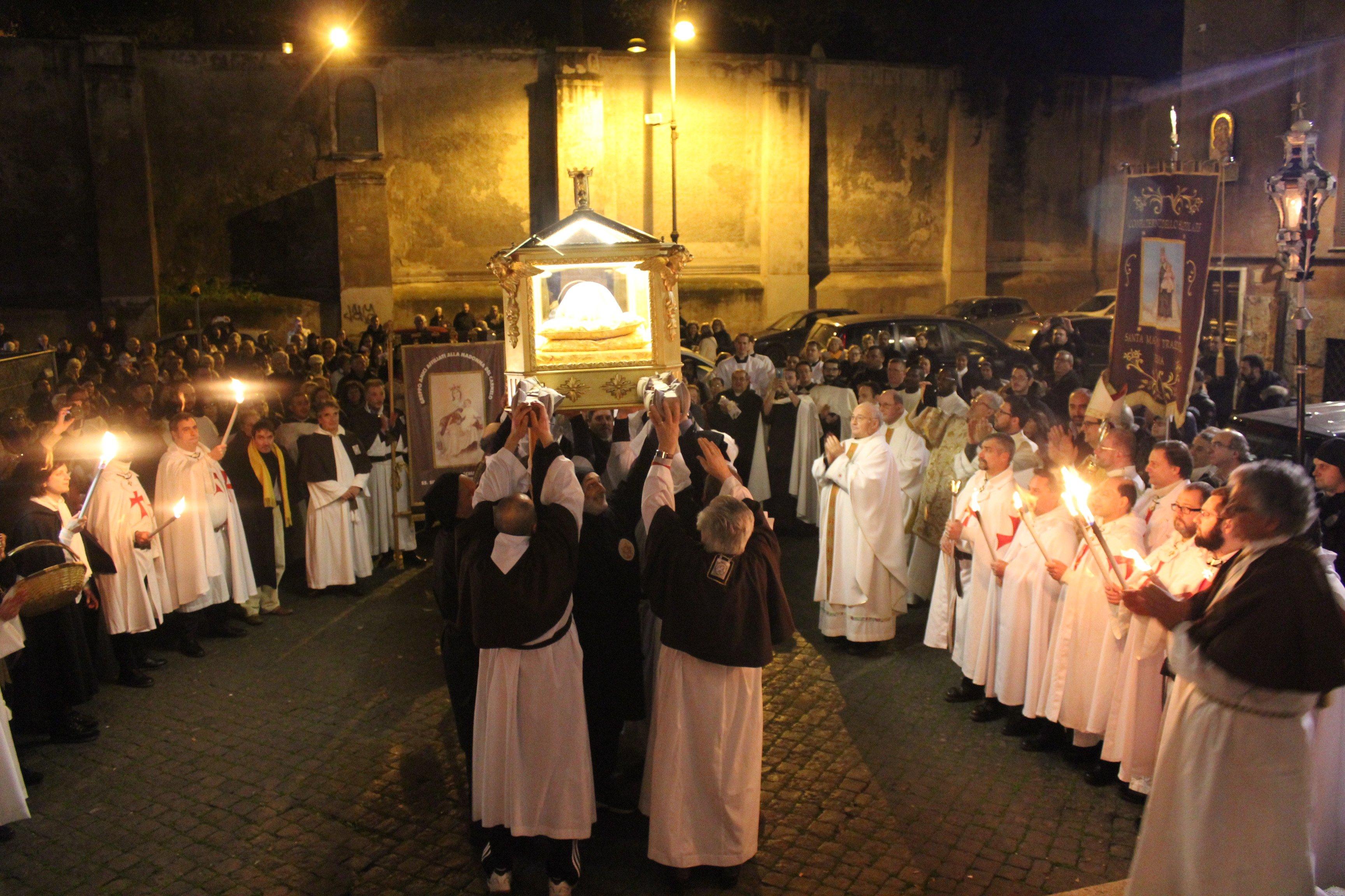Basilica dei SS. Silvestro e Martino ai Monti - Roma - Templari foto13