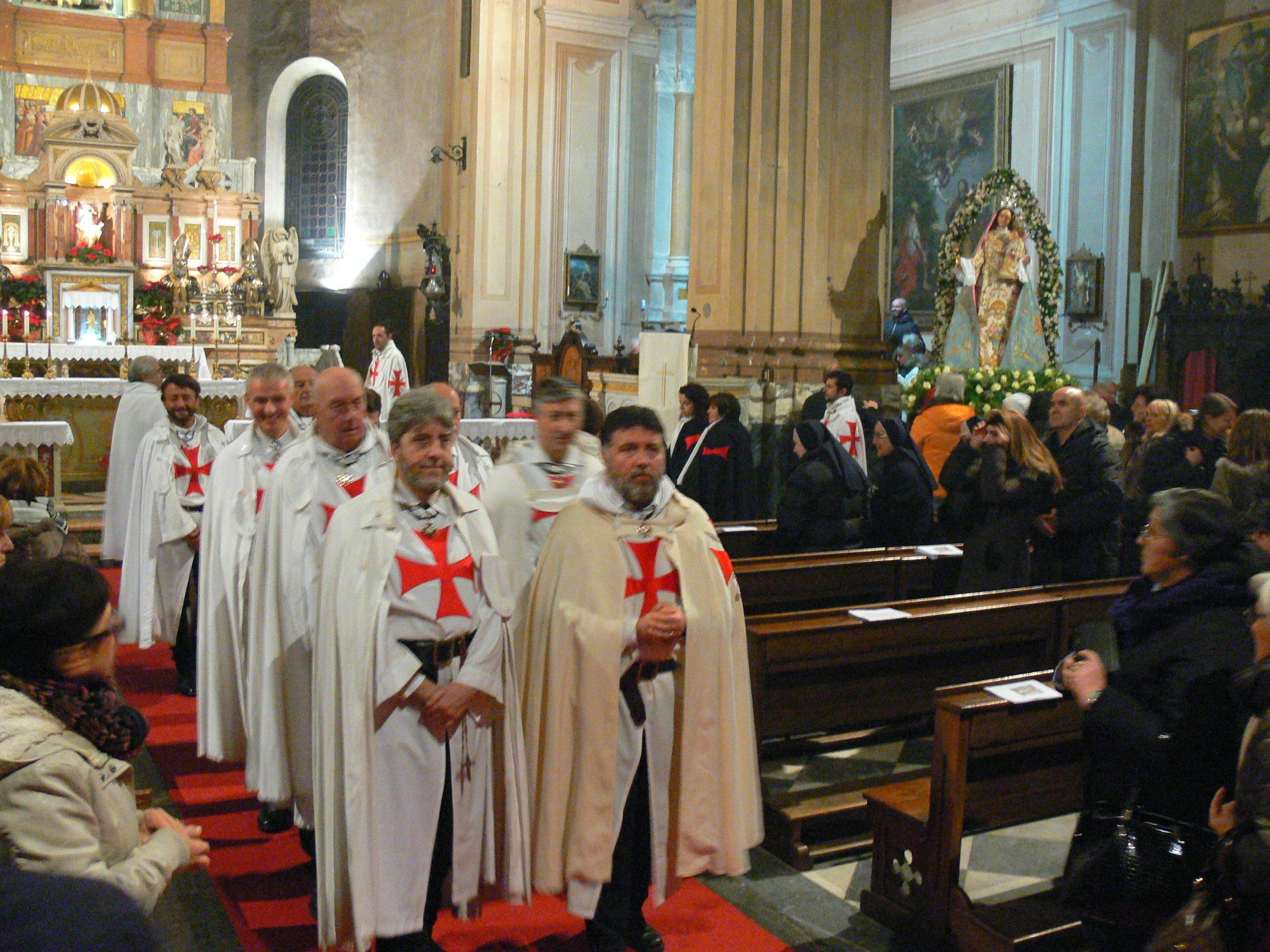 Templari Cattolici d'Italia Soragna