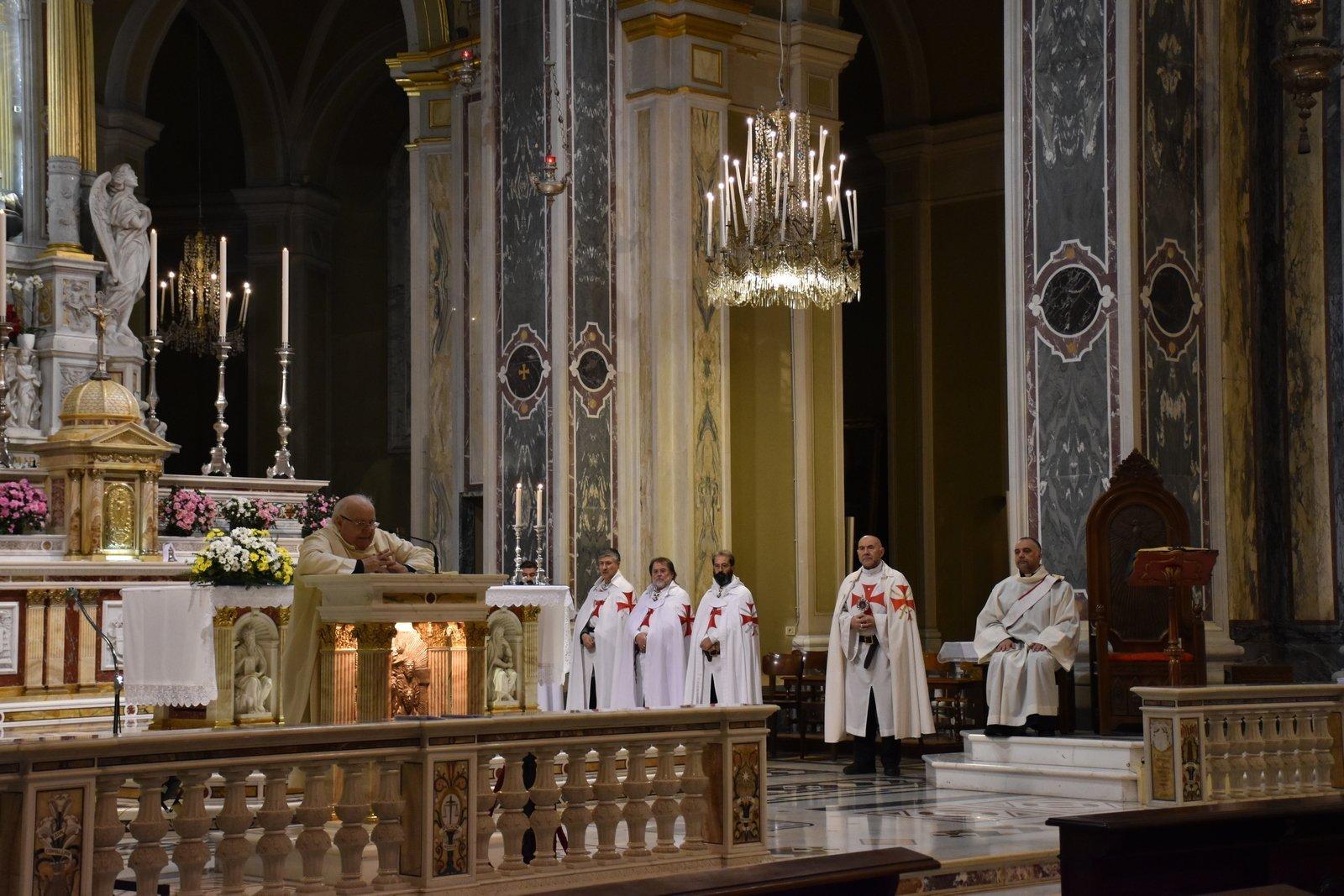 Santa Messa al Santuario di Nostra Signora della Guardia Genova