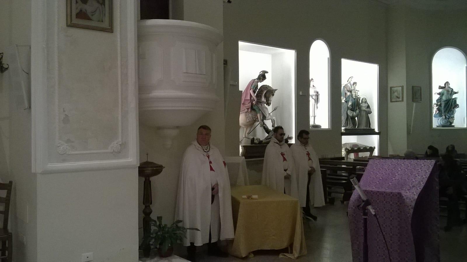 Chiesa Matrice San Nicola - Roccella Jonica - Templari Cattolici foto 06
