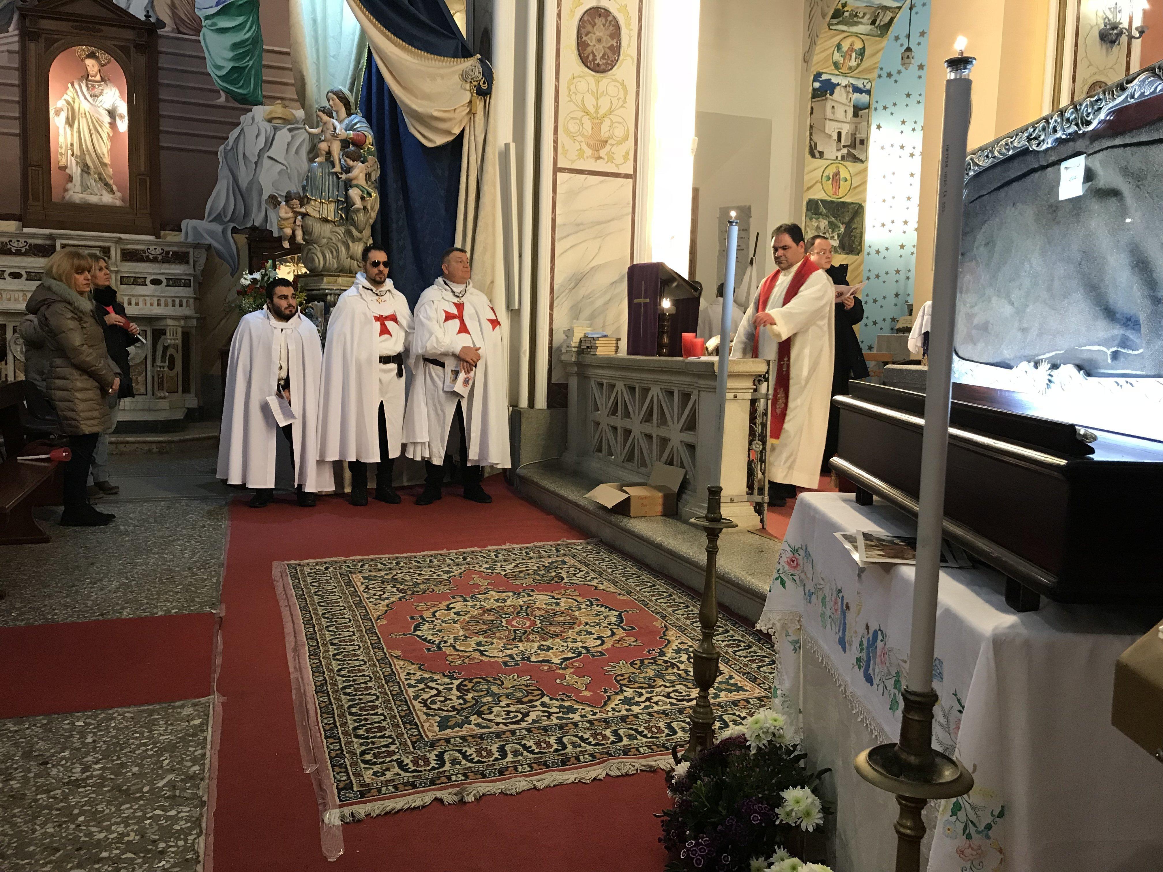 Chiesa Matrice San Nicola - Roccella Jonica - Templari Cattolici foto 07