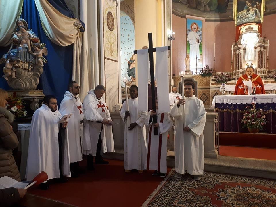 Chiesa Matrice San Nicola - Roccella Jonica - Templari Cattolici foto 08