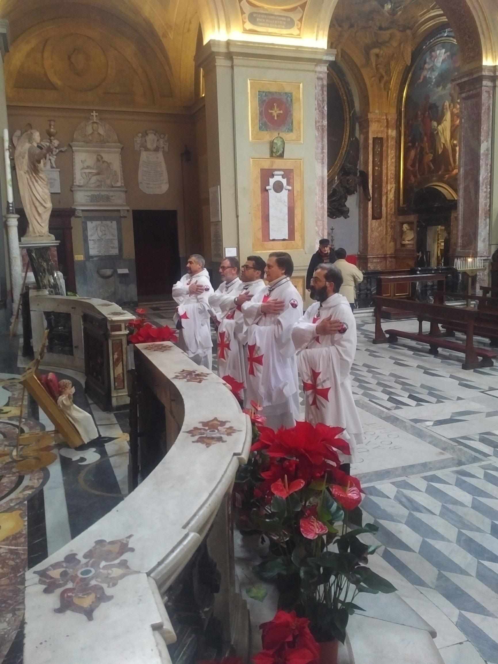 Roma 20-21 Gennaio 2018 - Templari Cattolici d'Italia foto7