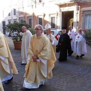 Santa Messa celebrata da S.E. Mons. Gianrico Ruzza Vescovo del settore Roma Centro