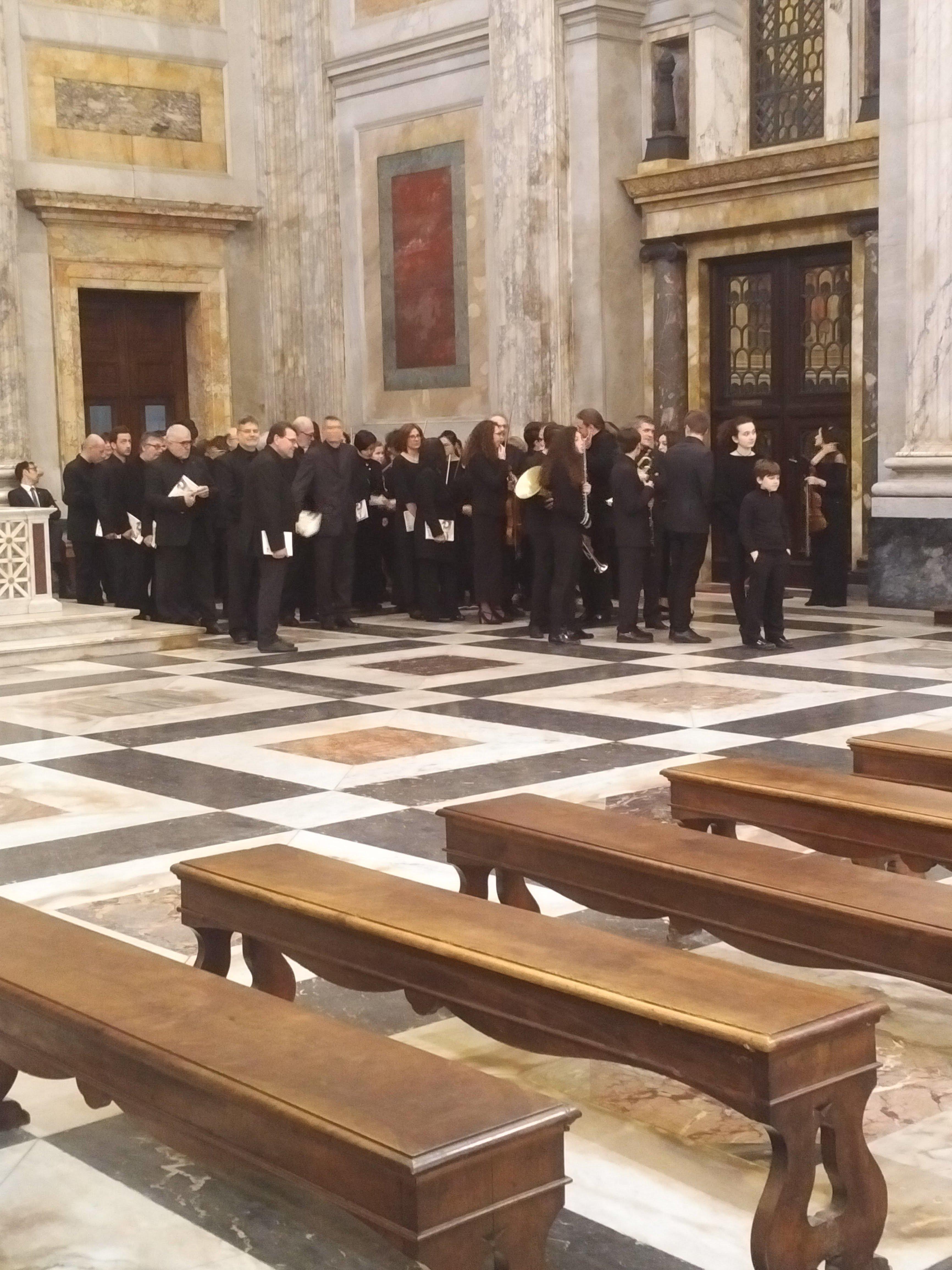 Septem Ultima Verba - Roma 27 Marzo 2018 - Templari Cattolici foto2