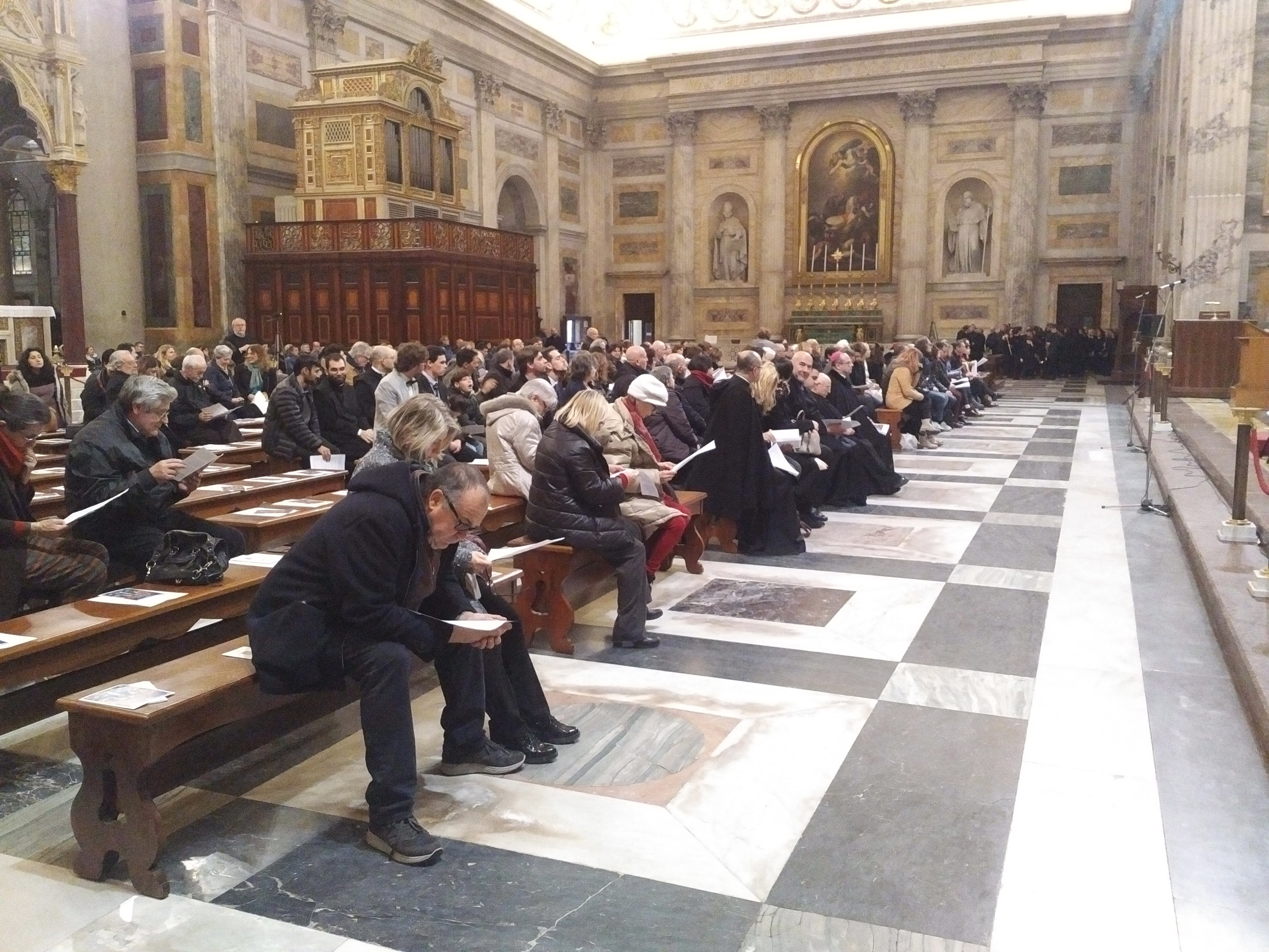 Septem Ultima Verba - Roma 27 Marzo 2018 - Templari Cattolici foto3