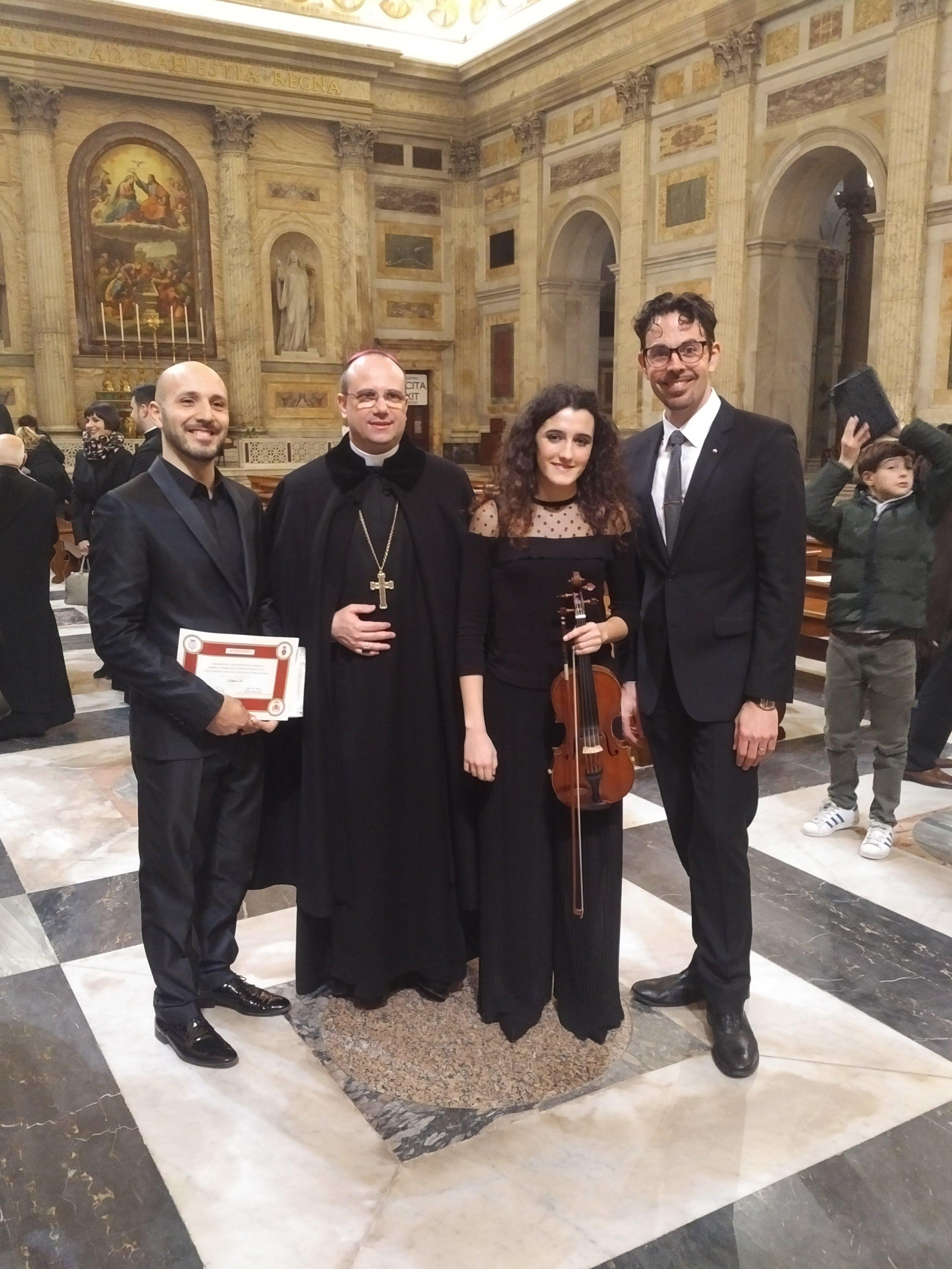 Septem Ultima Verba - Roma 27 Marzo 2018 - Templari Cattolici foto6