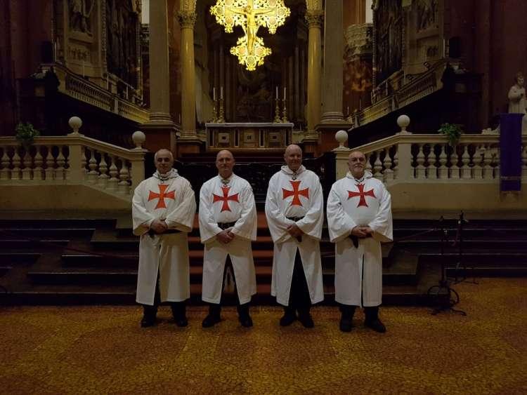 Basilica di San Petronio – Bologna- 17 e 18 marzo 2018 – Templari foto 1
