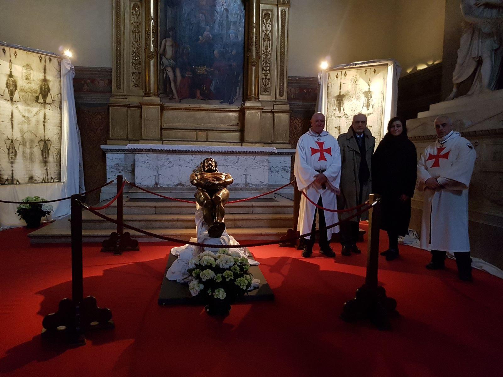 Basilica di San Petronio - Bologna- 17 e 18 marzo 2018 - Templari foto 2
