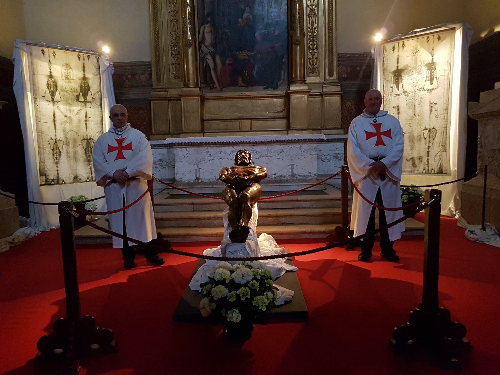 Basilica di San Petronio - Bologna- 17 e 18 marzo 2018 - Templari foto 4