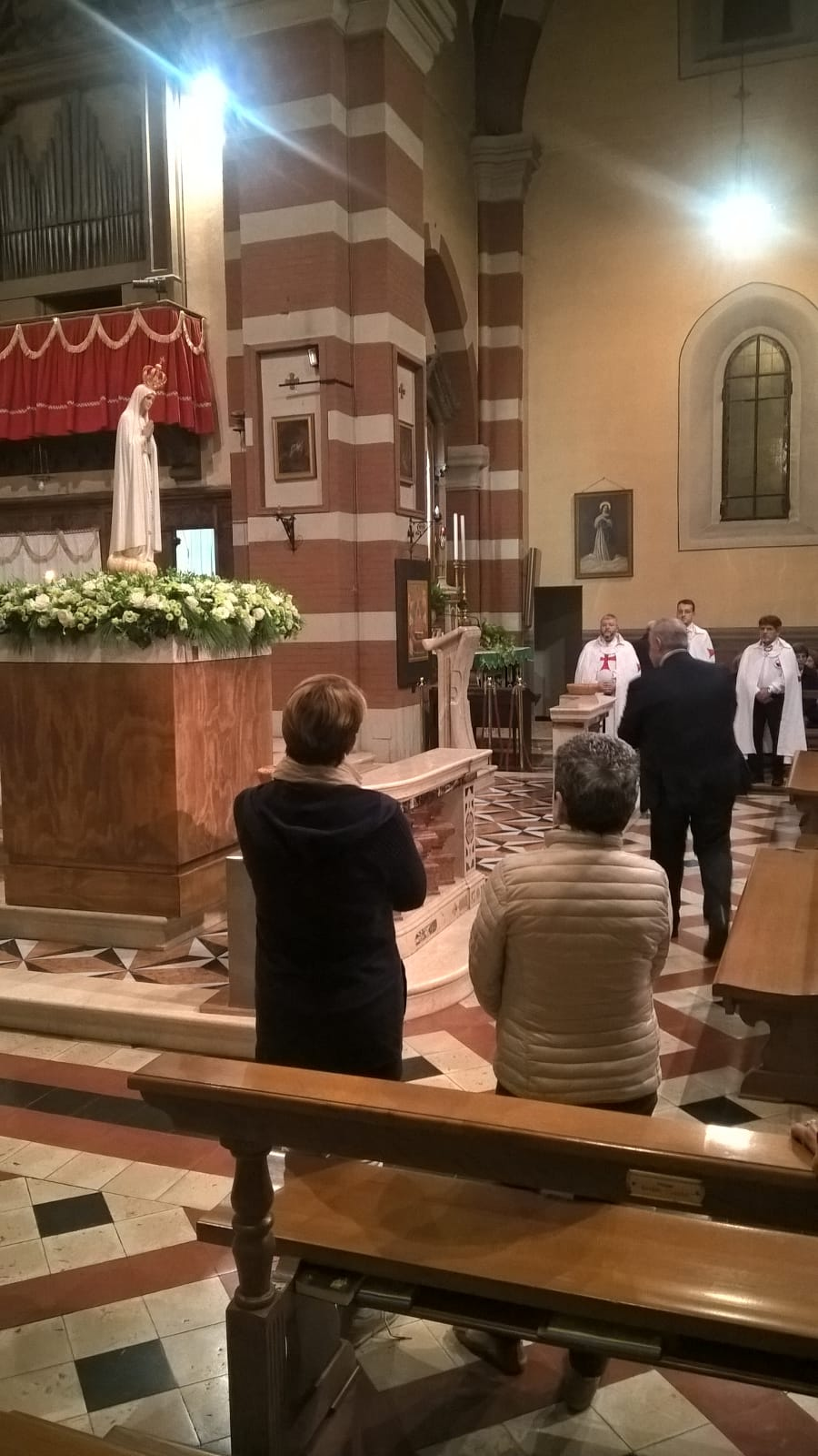 Madonna di Fatima a Brescia