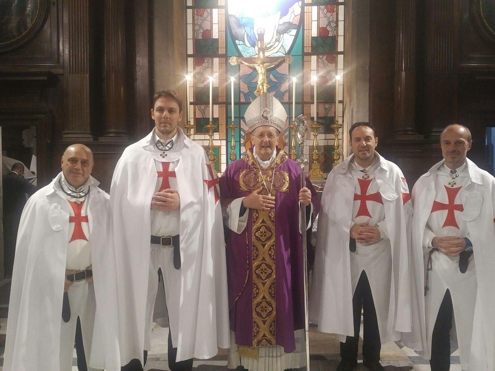 Santa Messa con Card. Beniamino Stella prefetto della Congregazione del Clero