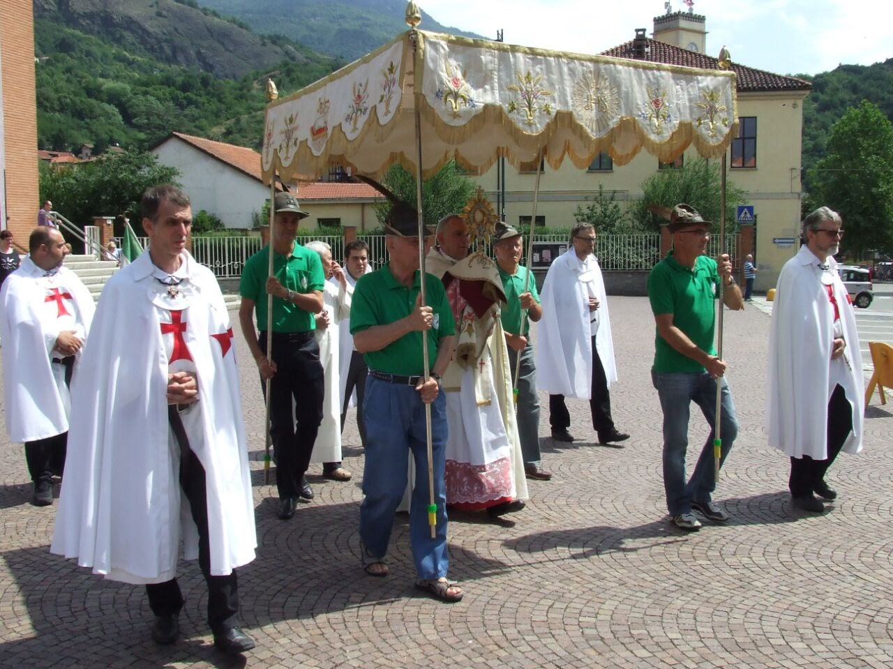 templari corpus domini condove torino