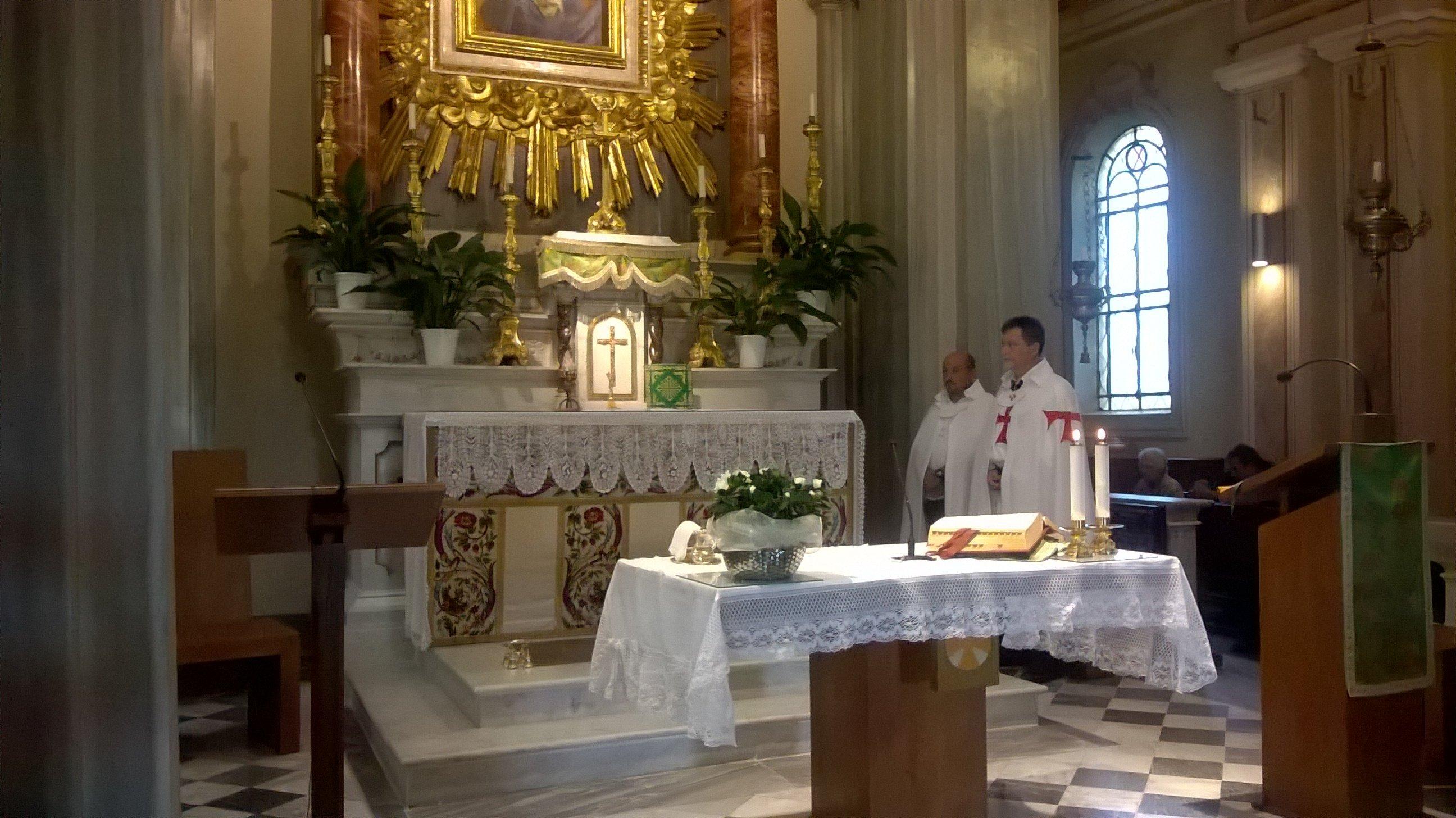Santa Messa, Cuneo
