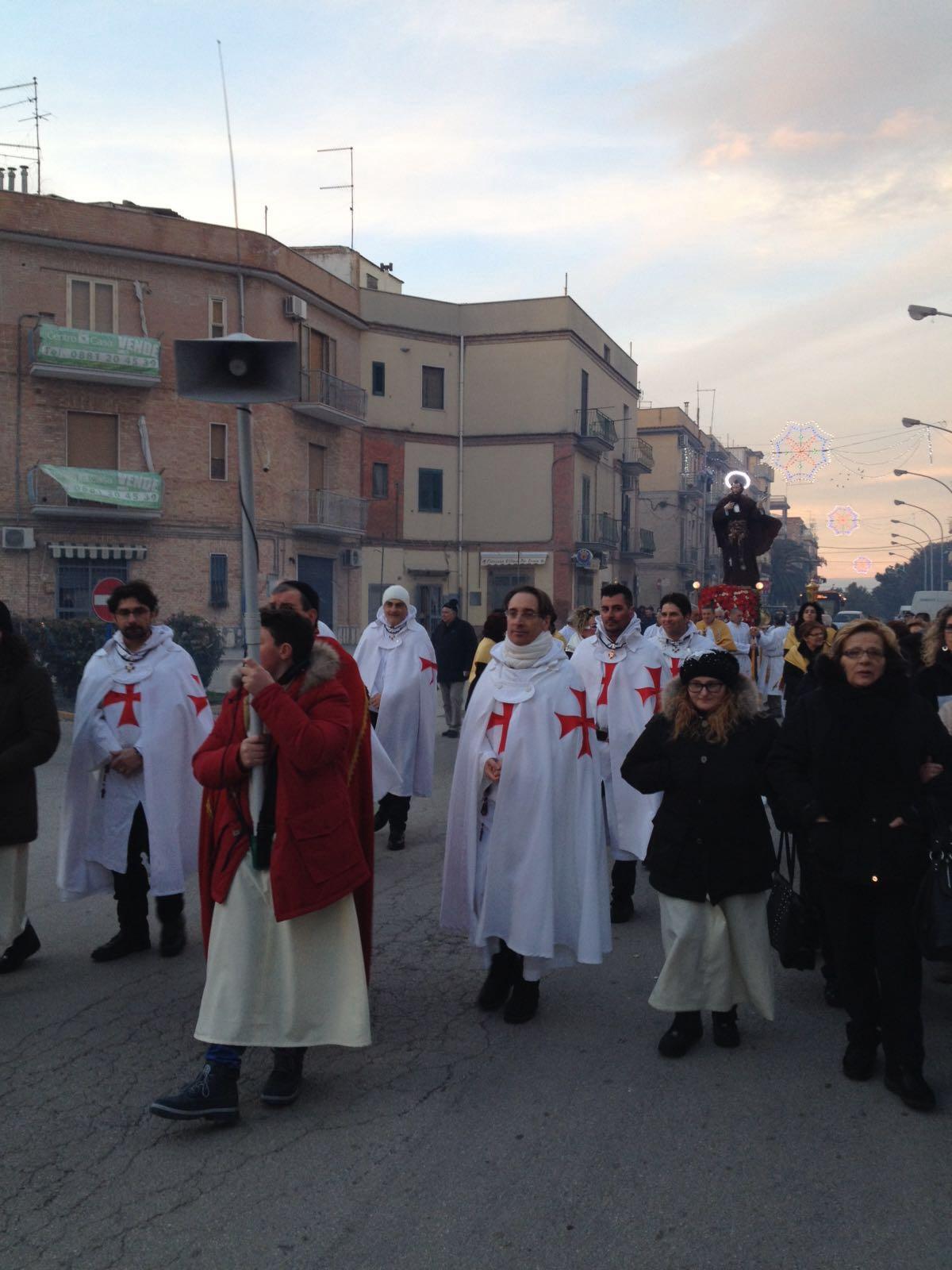 Templari Cattolici San Ciro Foggia
