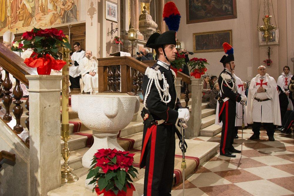 Templari Cattolici Italia Patriarca Francesco Moraglia
