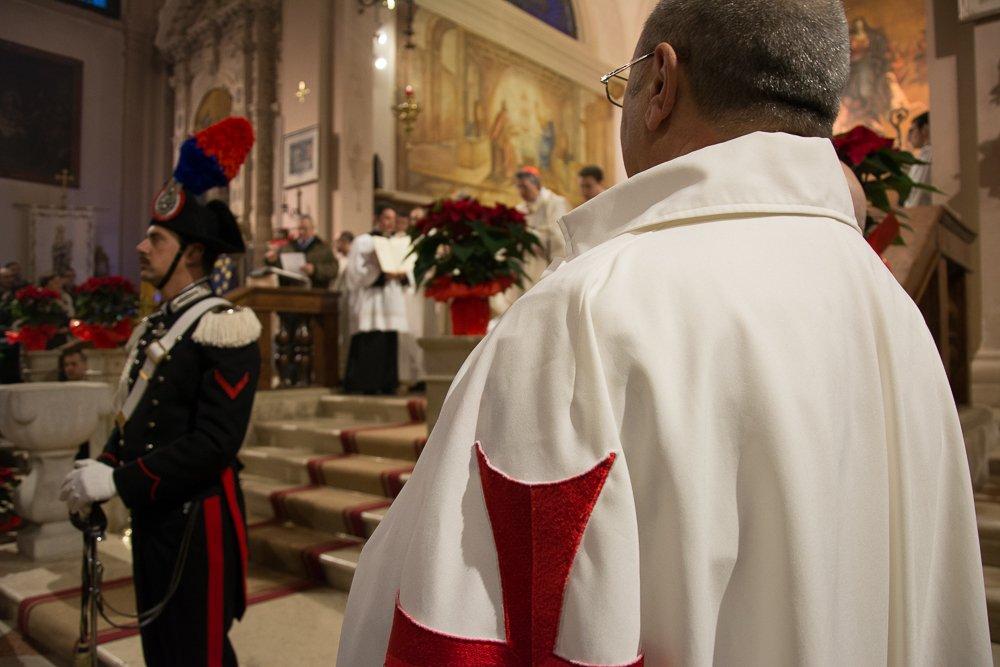 Templari Cattolici Italia Patriarca Francesco Moraglia Mestre
