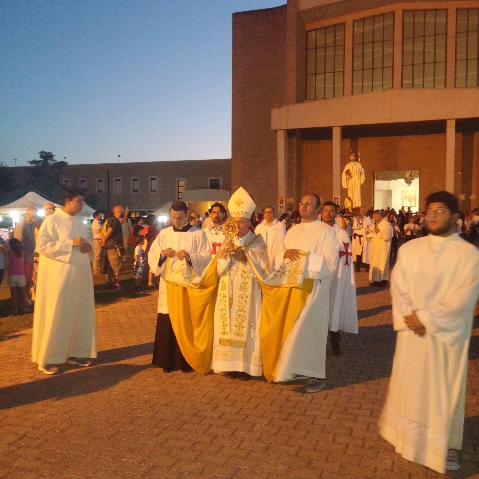 Festa di San Bernardo, S. Maria di Cotrino