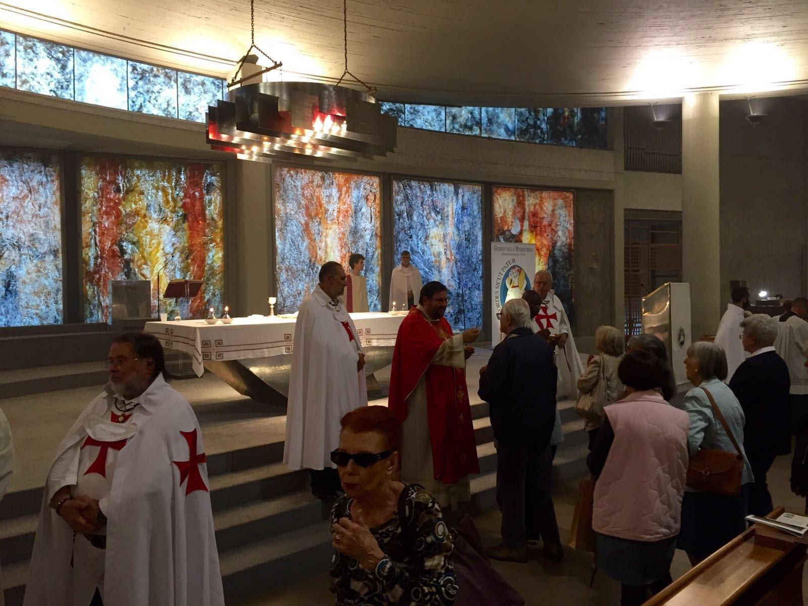 Templari Cattolici don Vittorio De Paoli