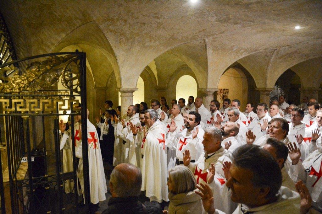 Templari Cattolici a Mantova