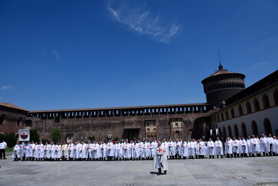 templari milano